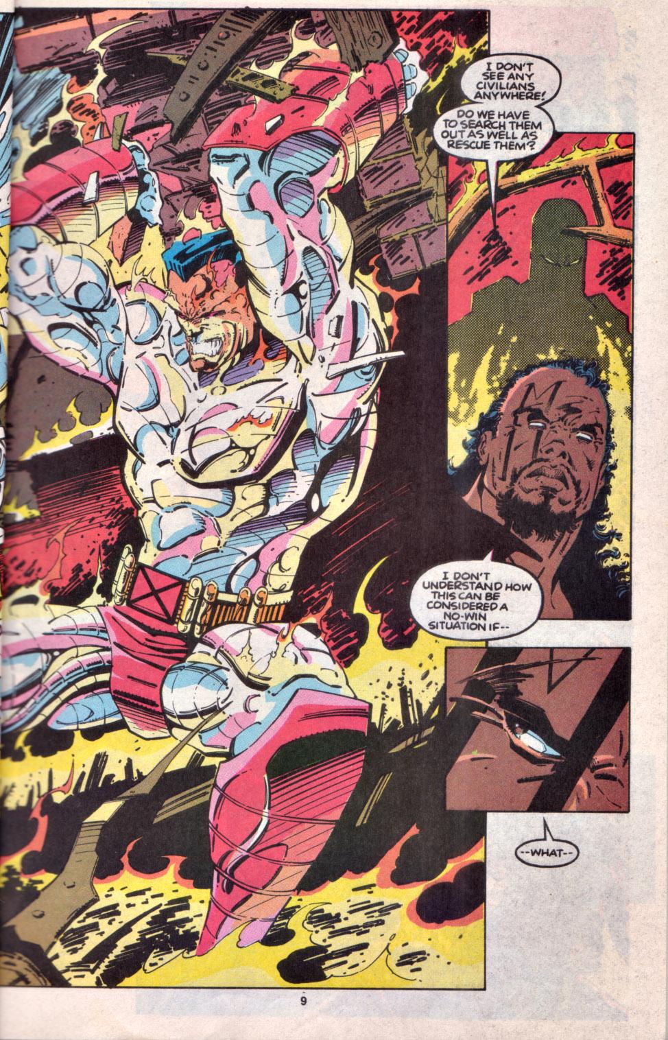 Read online Uncanny X-Men (1963) comic -  Issue # _Annual 16 - 8