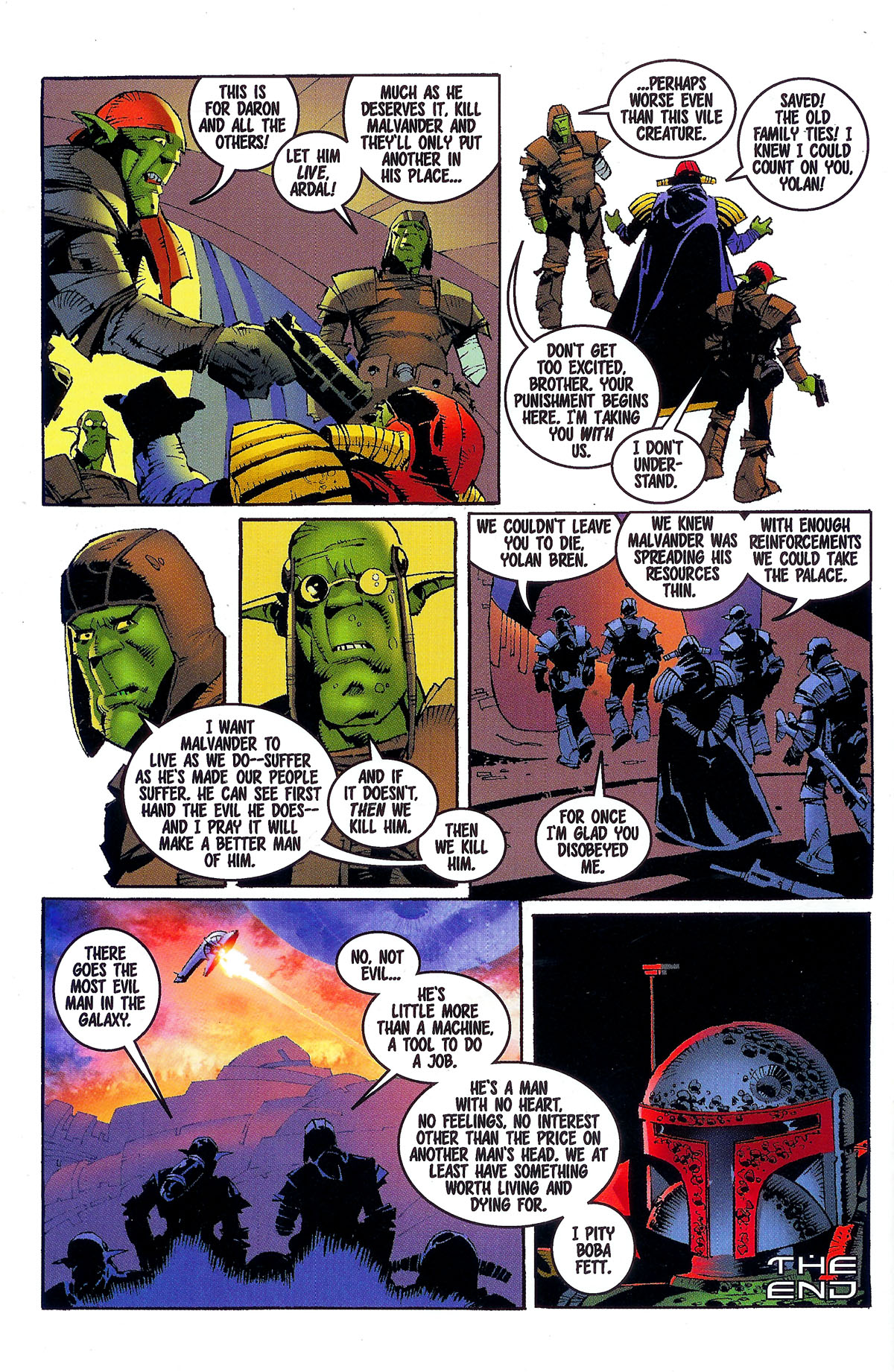 Read online Star Wars Omnibus comic -  Issue # Vol. 12 - 231