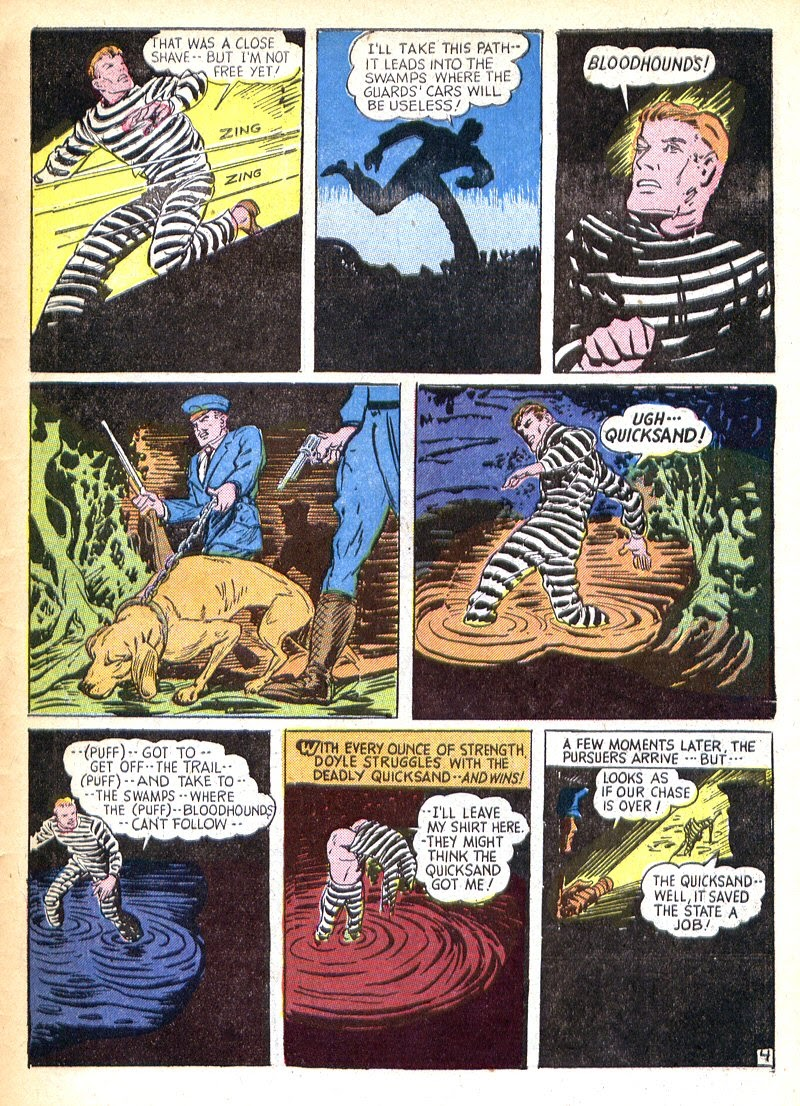 Green Hornet Comics issue 7 - Page 53
