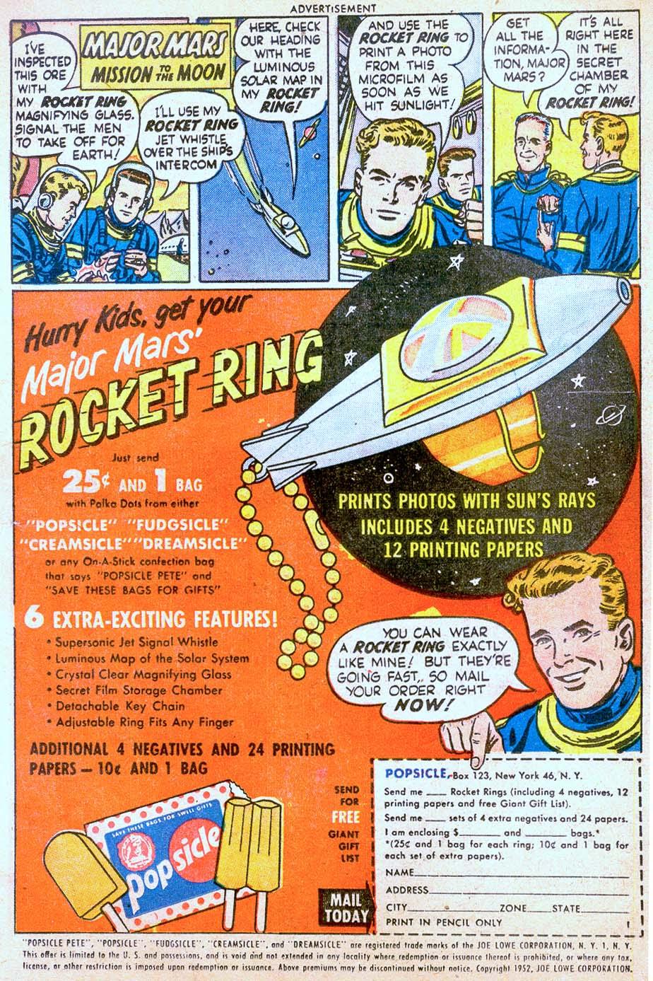 Read online Adventure Comics (1938) comic -  Issue #178 - 23