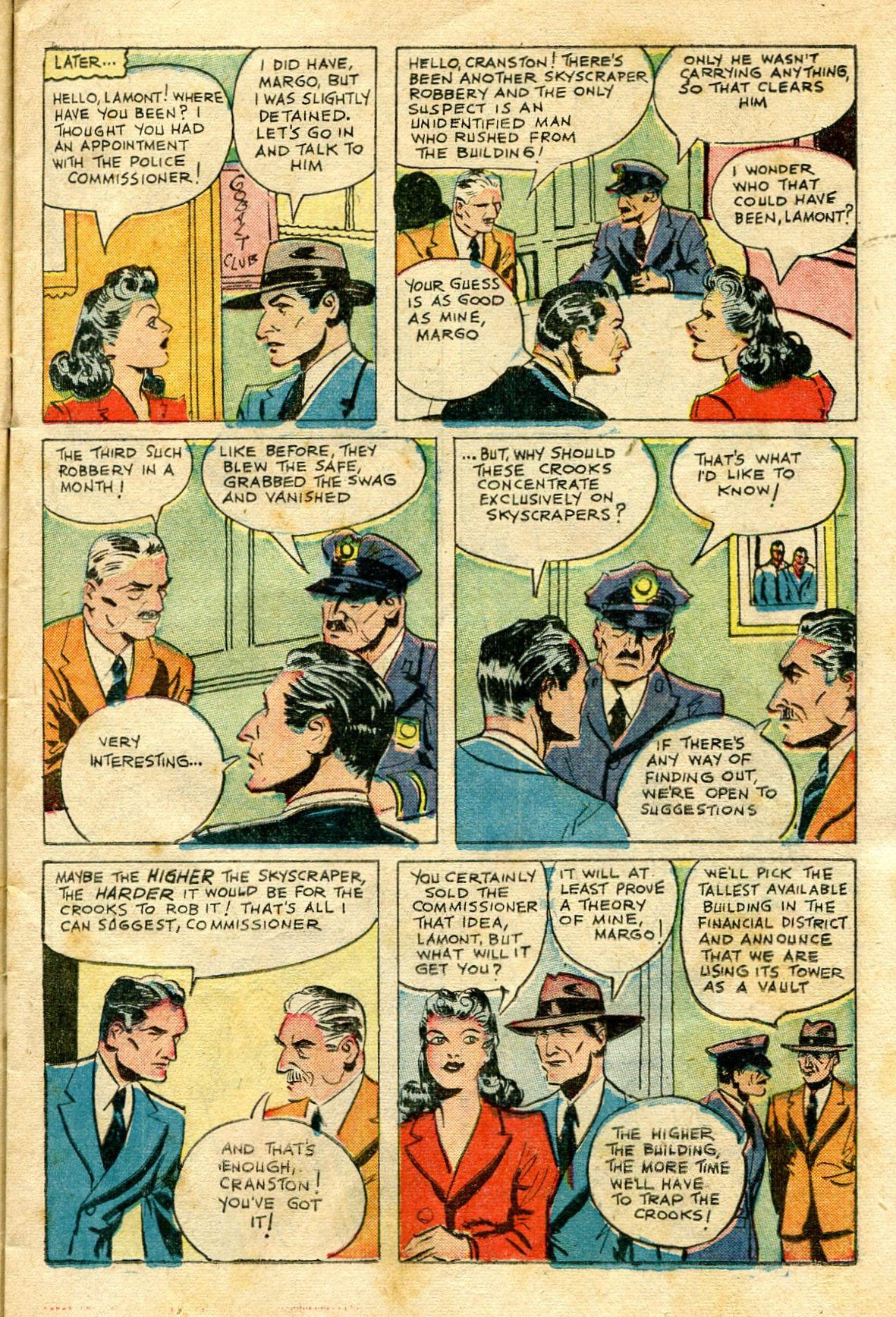 Read online Shadow Comics comic -  Issue #65 - 15