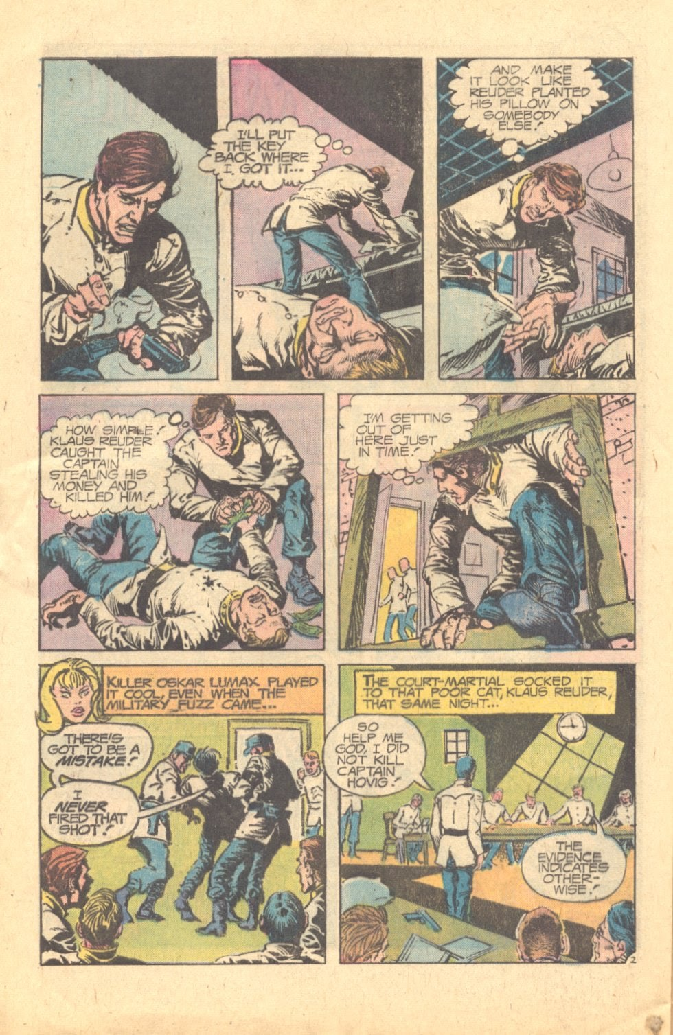 The Witching Hour (1969) issue 60 - Page 30