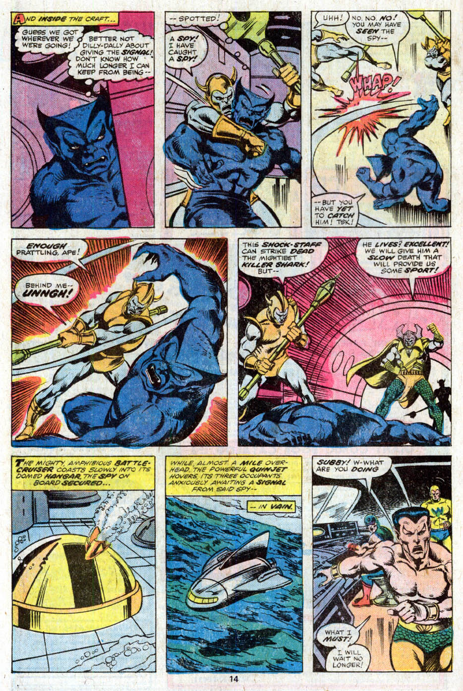 The Avengers (1963) 156 Page 8
