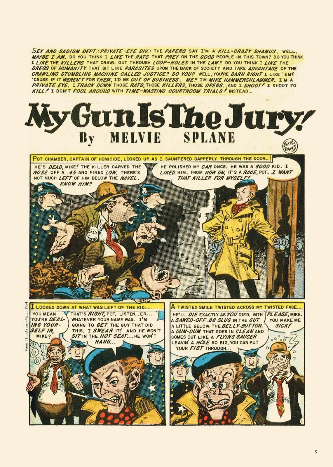 Read online Sincerest Form of Parody: The Best 1950s MAD-Inspired Satirical Comics comic -  Issue # TPB (Part 1) - 10