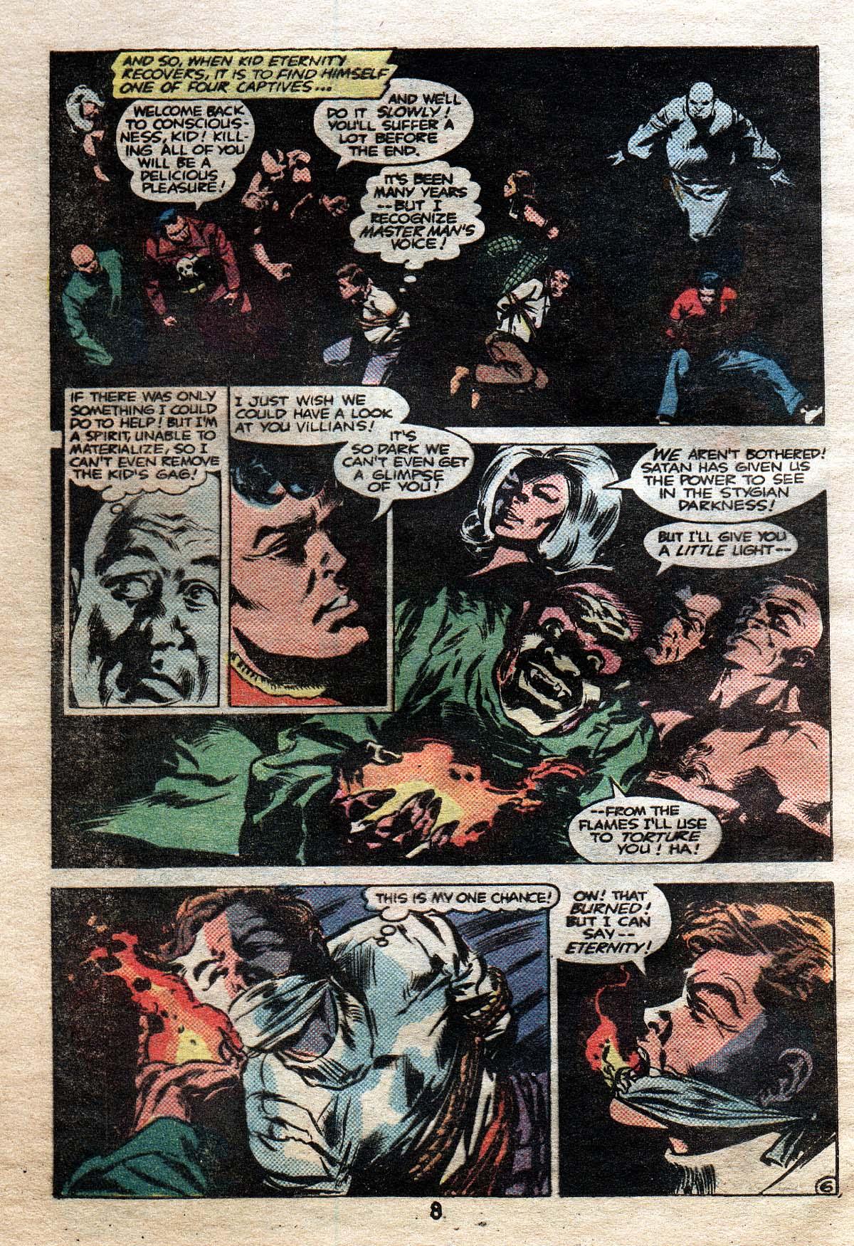 Read online Adventure Comics (1938) comic -  Issue #491 - 8