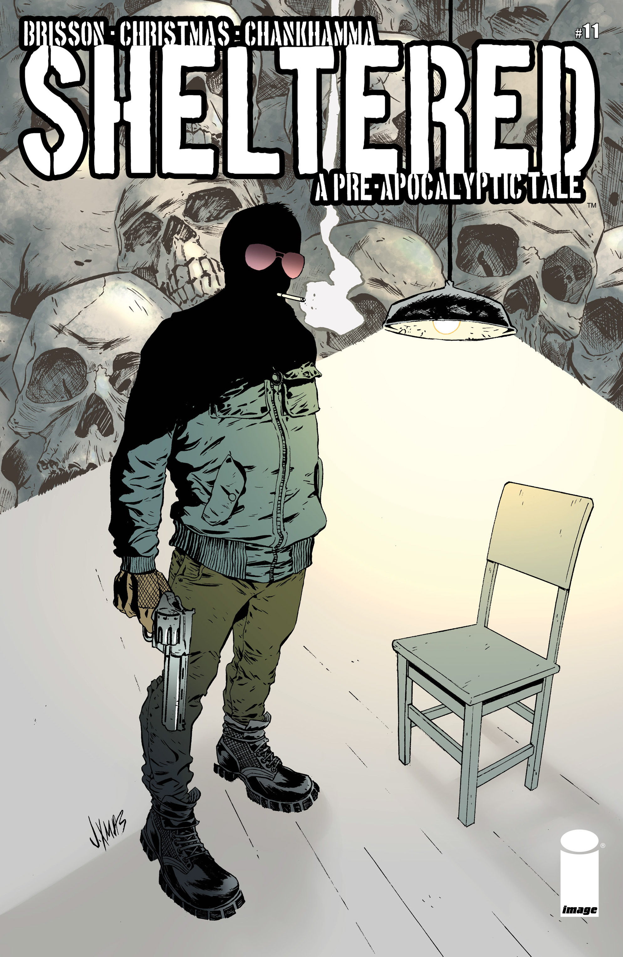 Read online Sheltered comic -  Issue #11 - 1