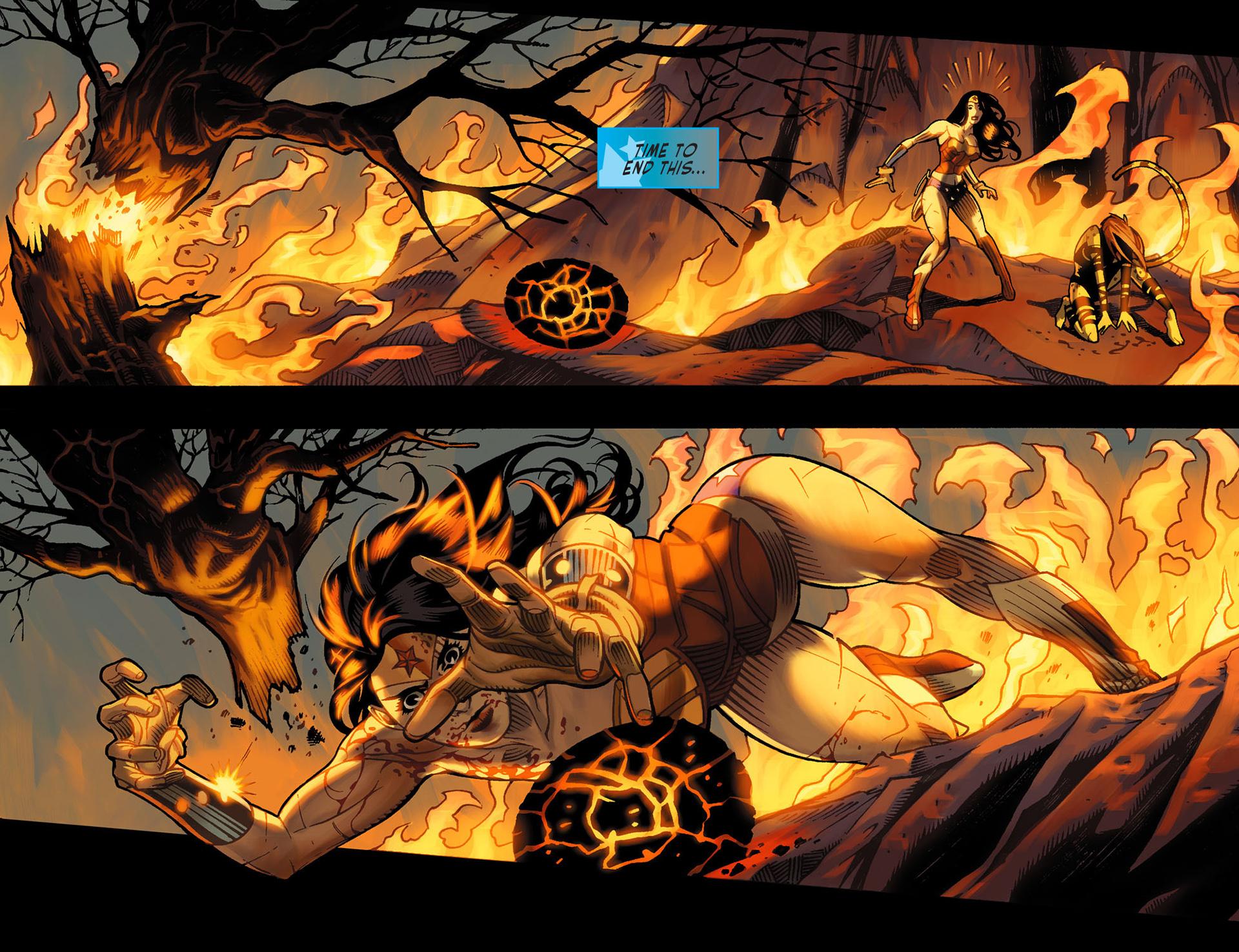 Read online Sensation Comics Featuring Wonder Woman comic -  Issue #13 - 7