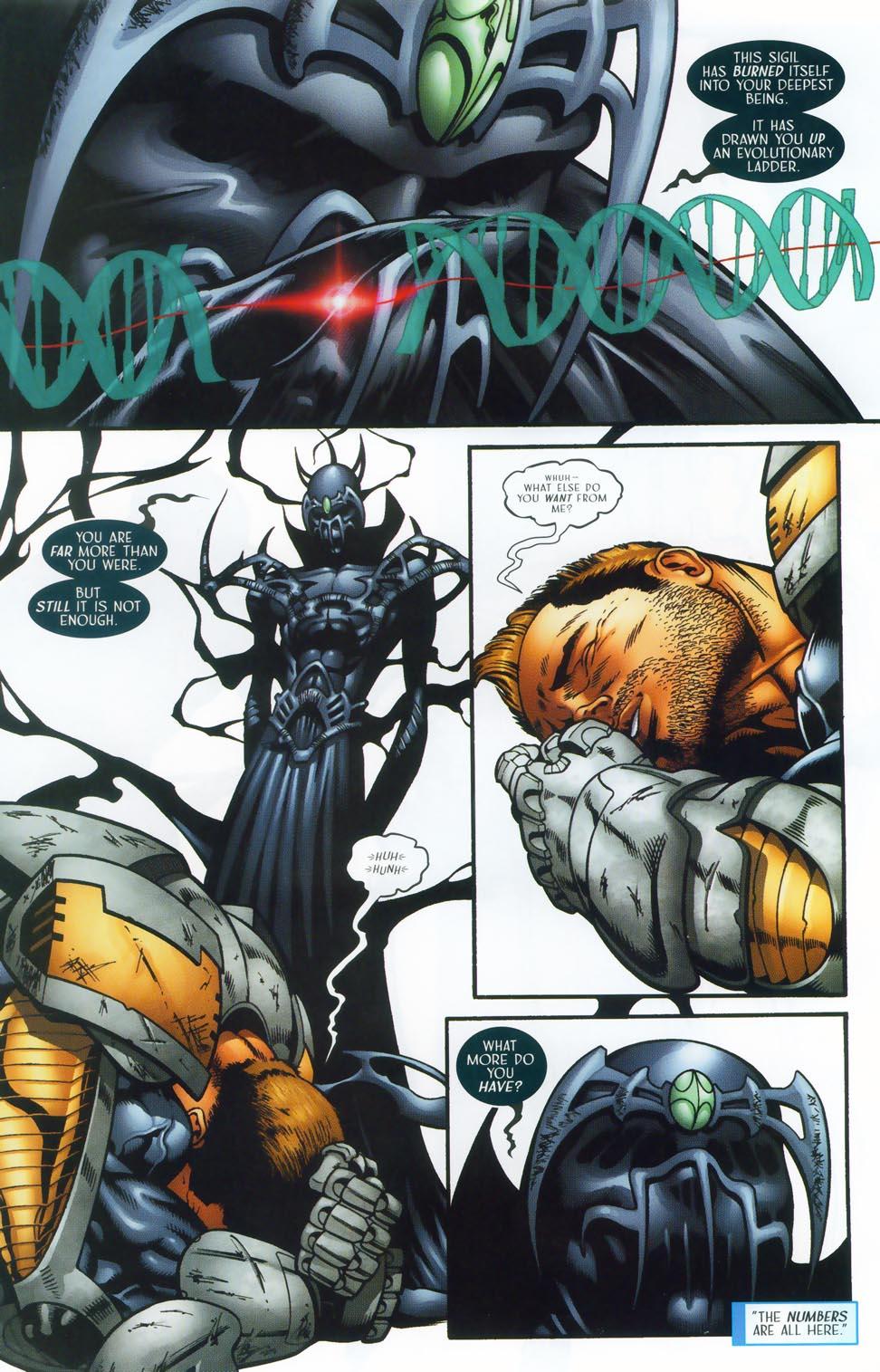Read online Sigil (2000) comic -  Issue #37 - 14