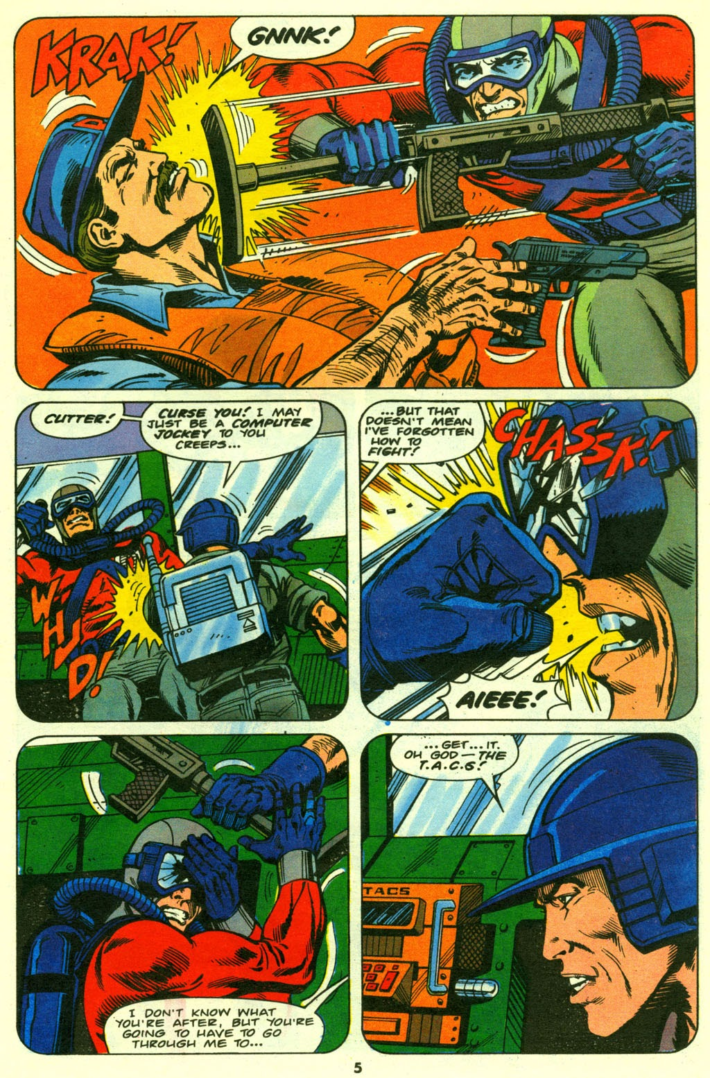 G.I. Joe European Missions issue 14 - Page 6