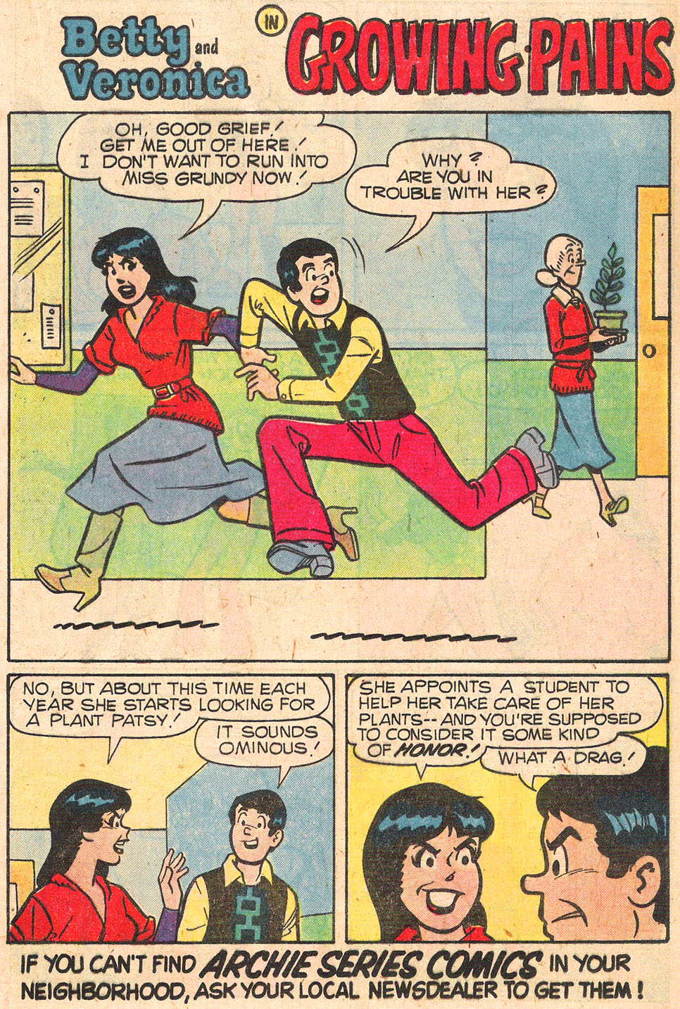 Read online Archie's Girls Betty and Veronica comic -  Issue #278 - 13