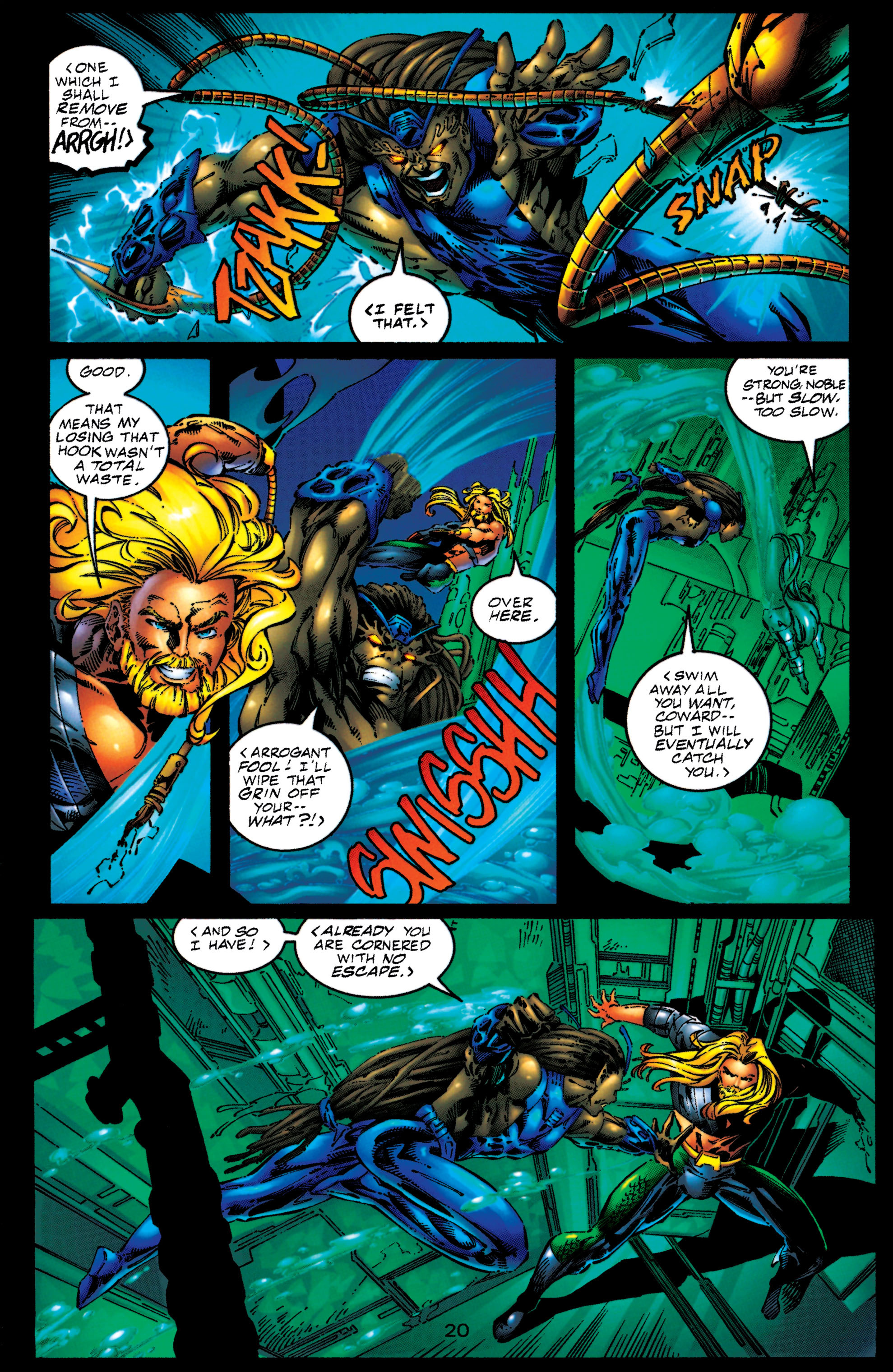 Read online Aquaman (1994) comic -  Issue #50 - 19