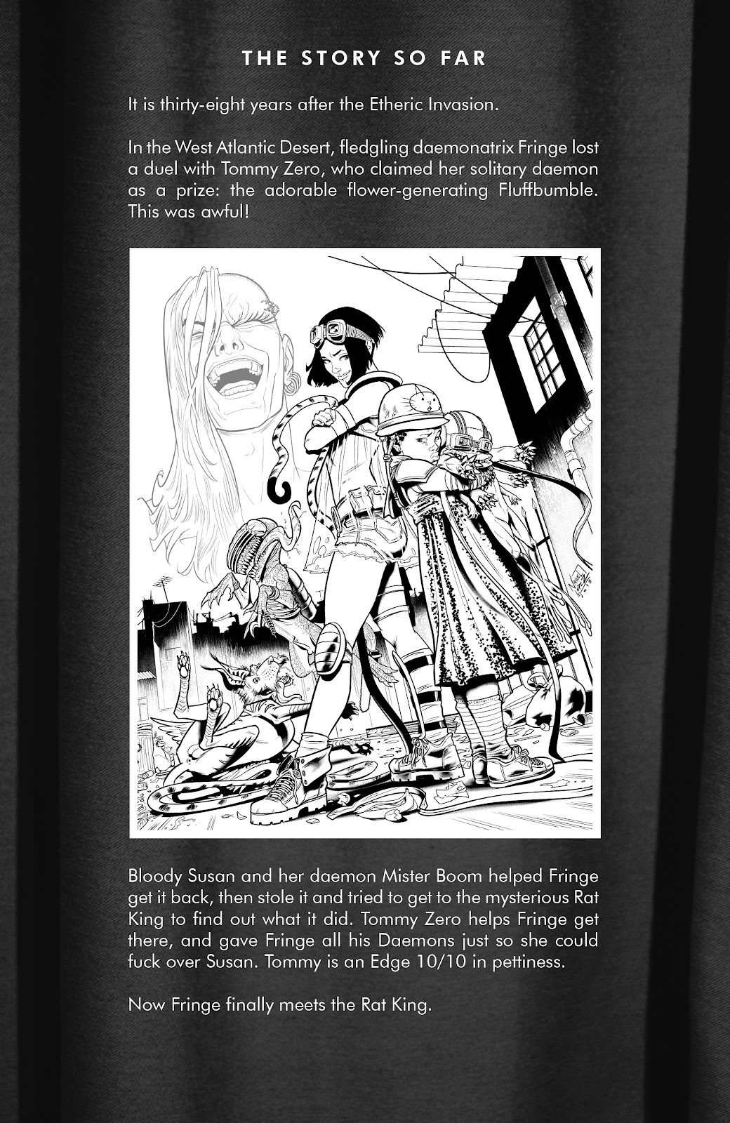 Read online Alan Moore's Cinema Purgatorio comic -  Issue #18 - 24