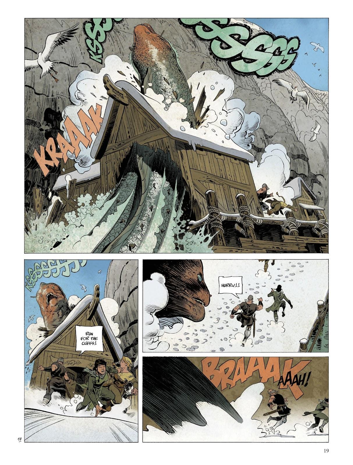 Read online Asgard comic -  Issue #2 - 21
