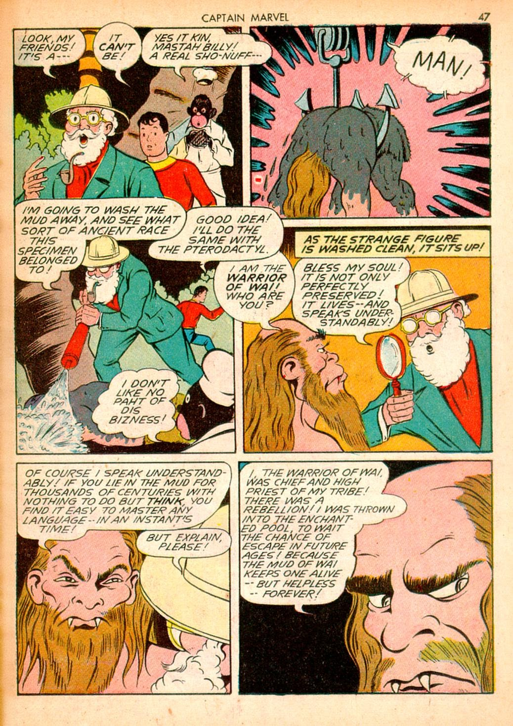 Captain Marvel Adventures issue 10 - Page 47