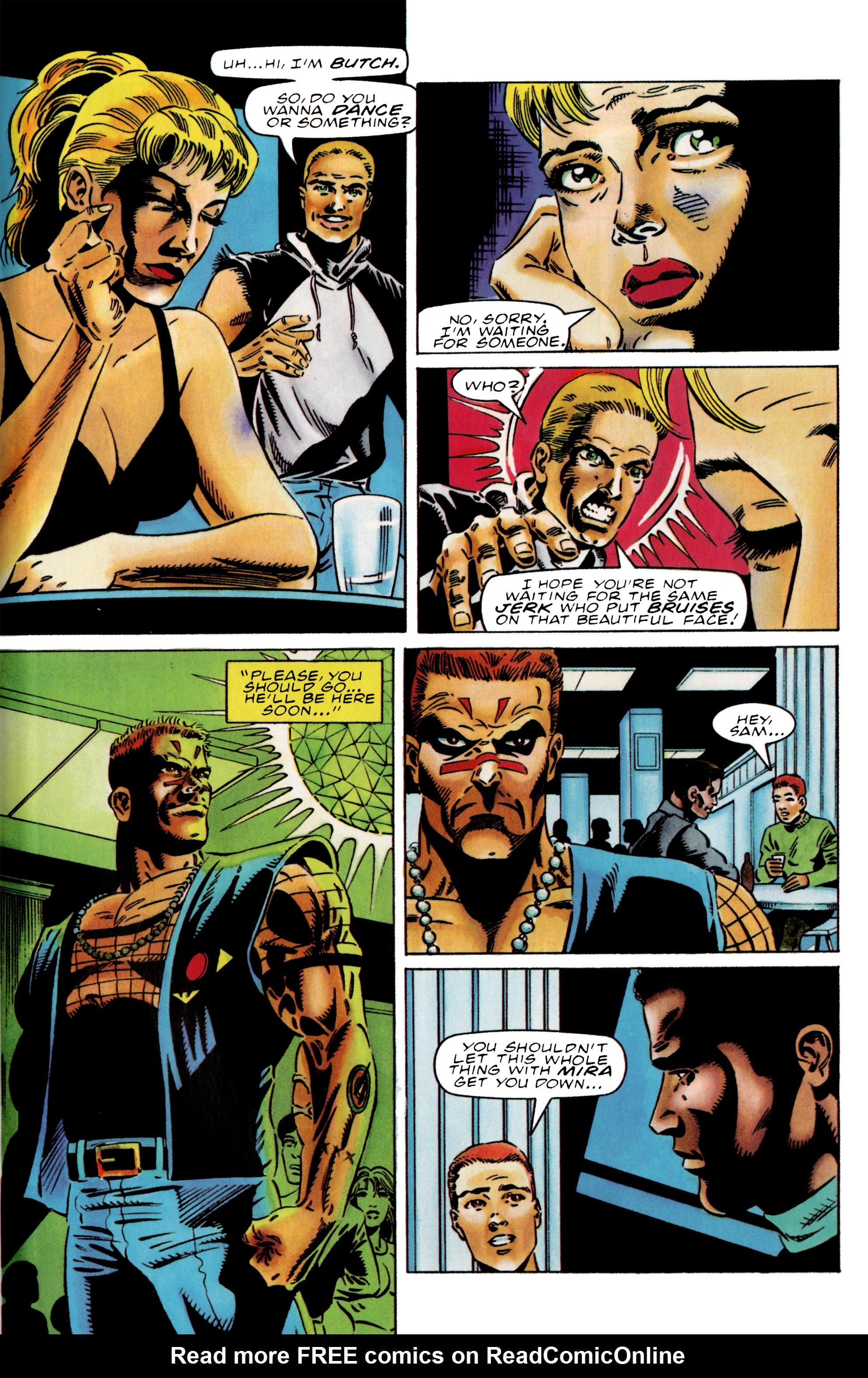 Read online Harbinger (1992) comic -  Issue #38 - 15