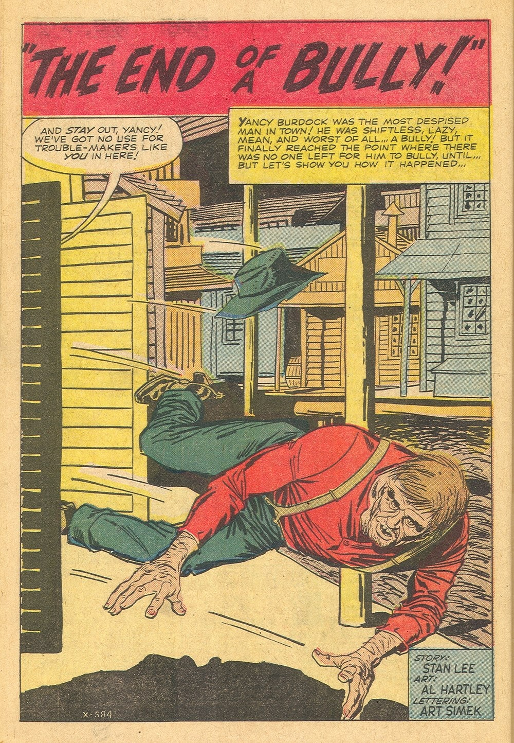 Kid Colt Outlaw issue 115 - Page 28