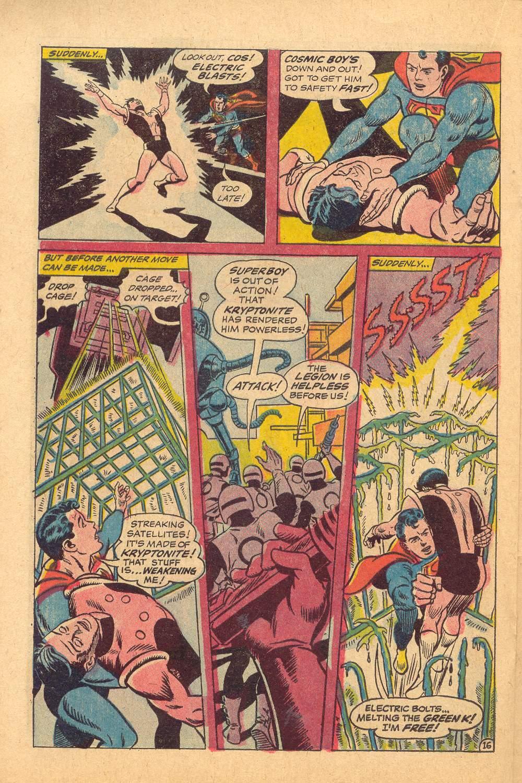 Read online Adventure Comics (1938) comic -  Issue #367 - 21