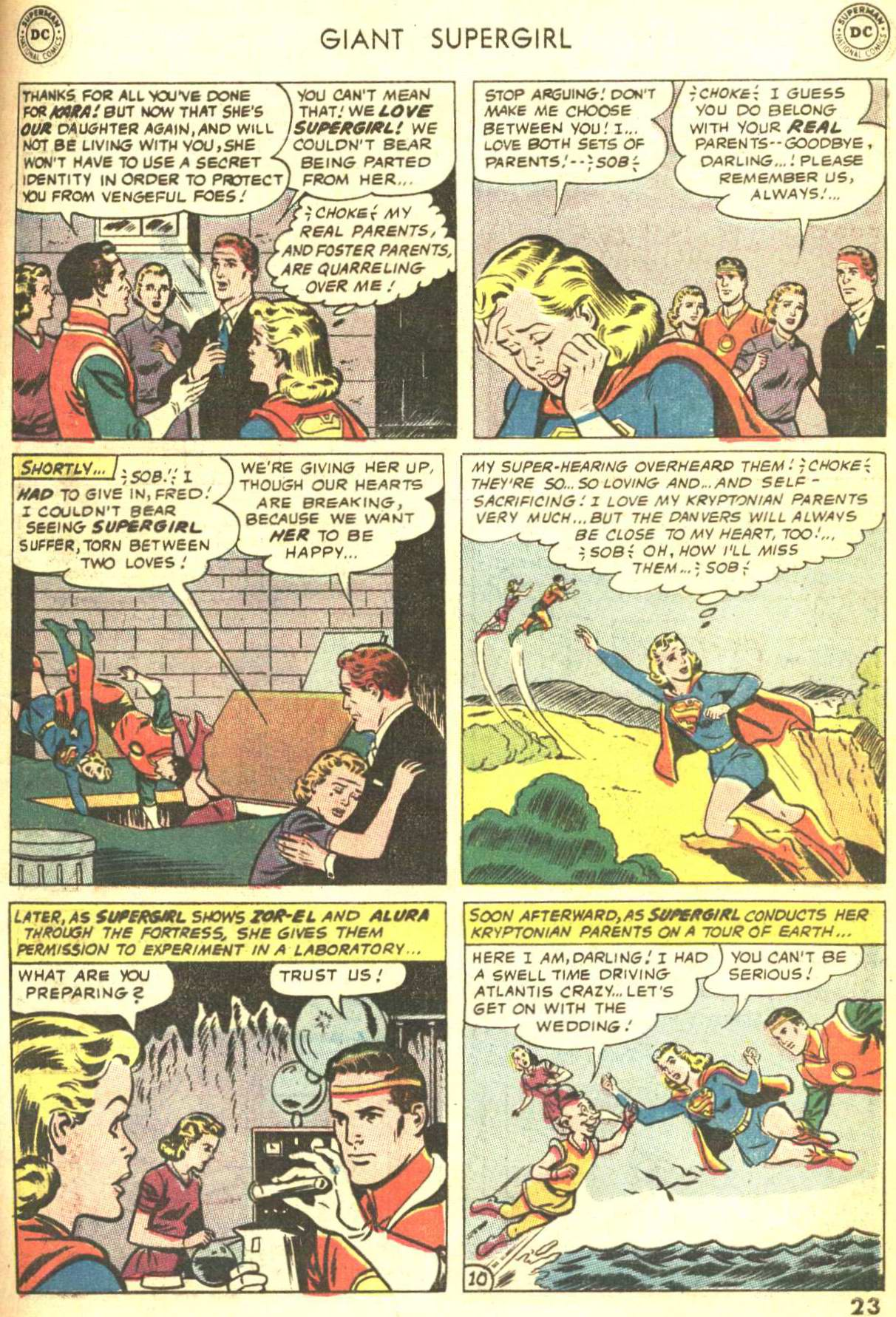 Read online Action Comics (1938) comic -  Issue #373 - 23