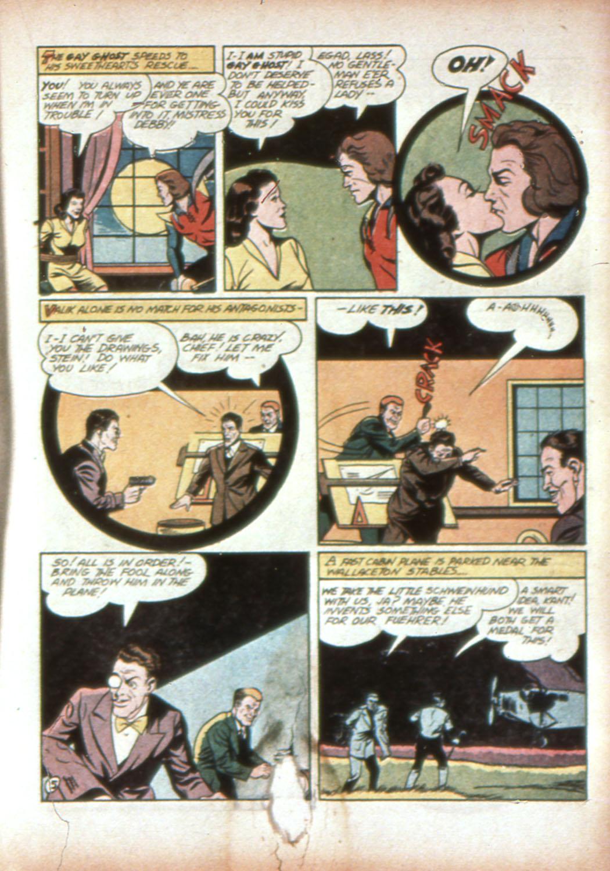 Read online Sensation (Mystery) Comics comic -  Issue #19 - 29