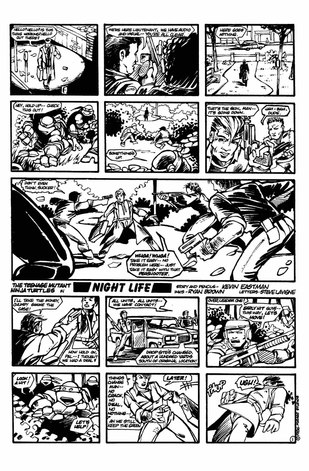 Read online Shell Shock comic -  Issue # Full - 199