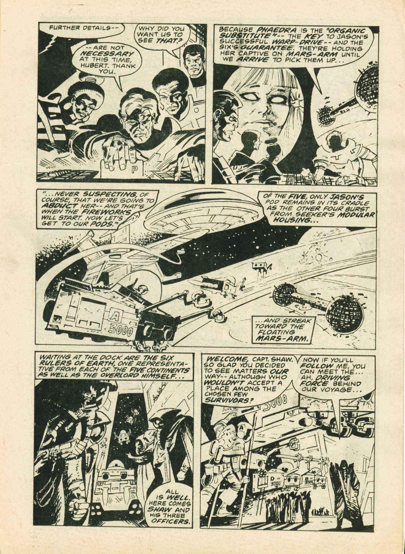 Read online Future Tense comic -  Issue #2 - 19