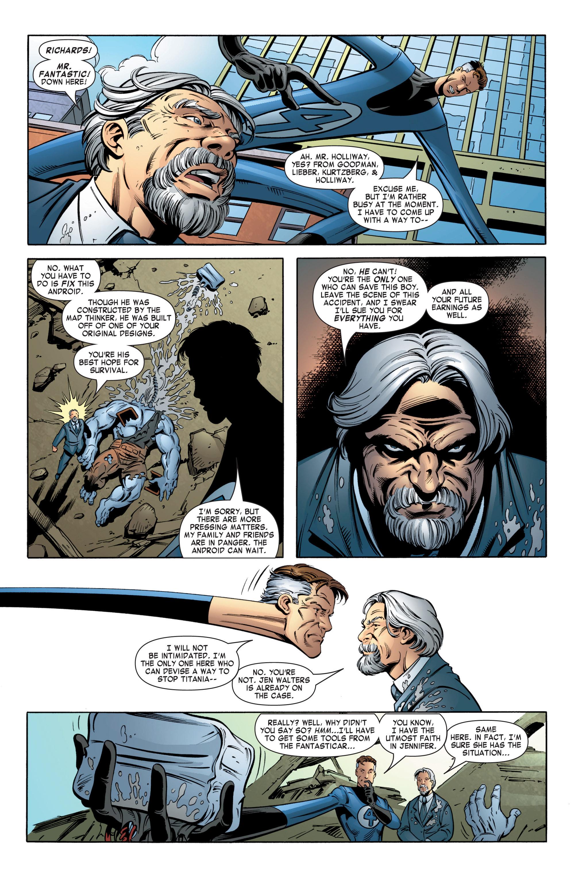 Read online She-Hulk (2004) comic -  Issue #12 - 14
