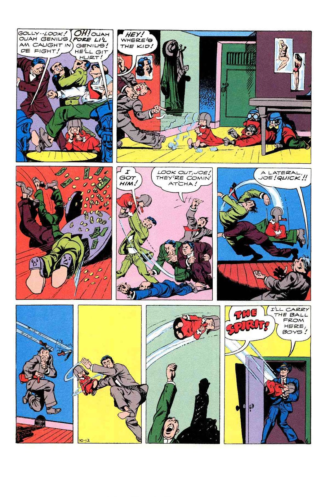 Read online Will Eisner's The Spirit Archives comic -  Issue # TPB 3 (Part 2) - 19