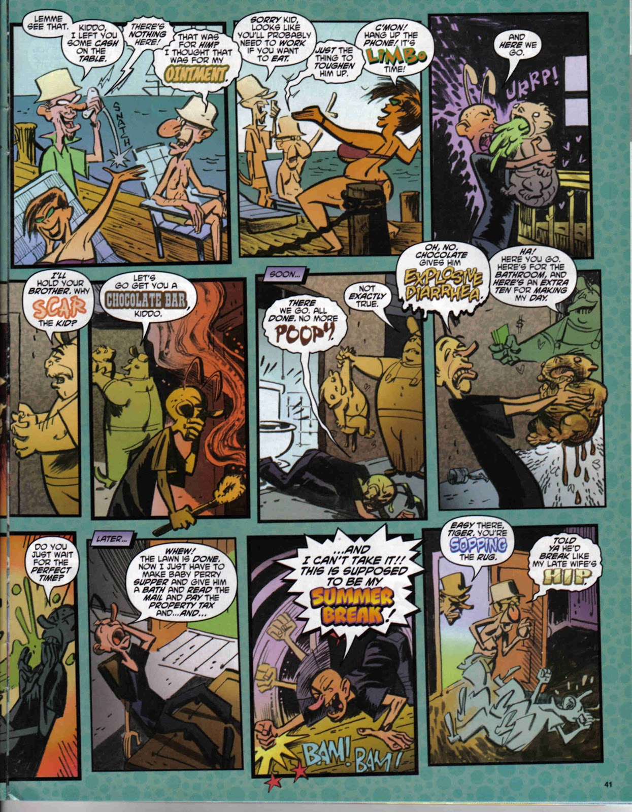 MAD issue 456 - Page 33