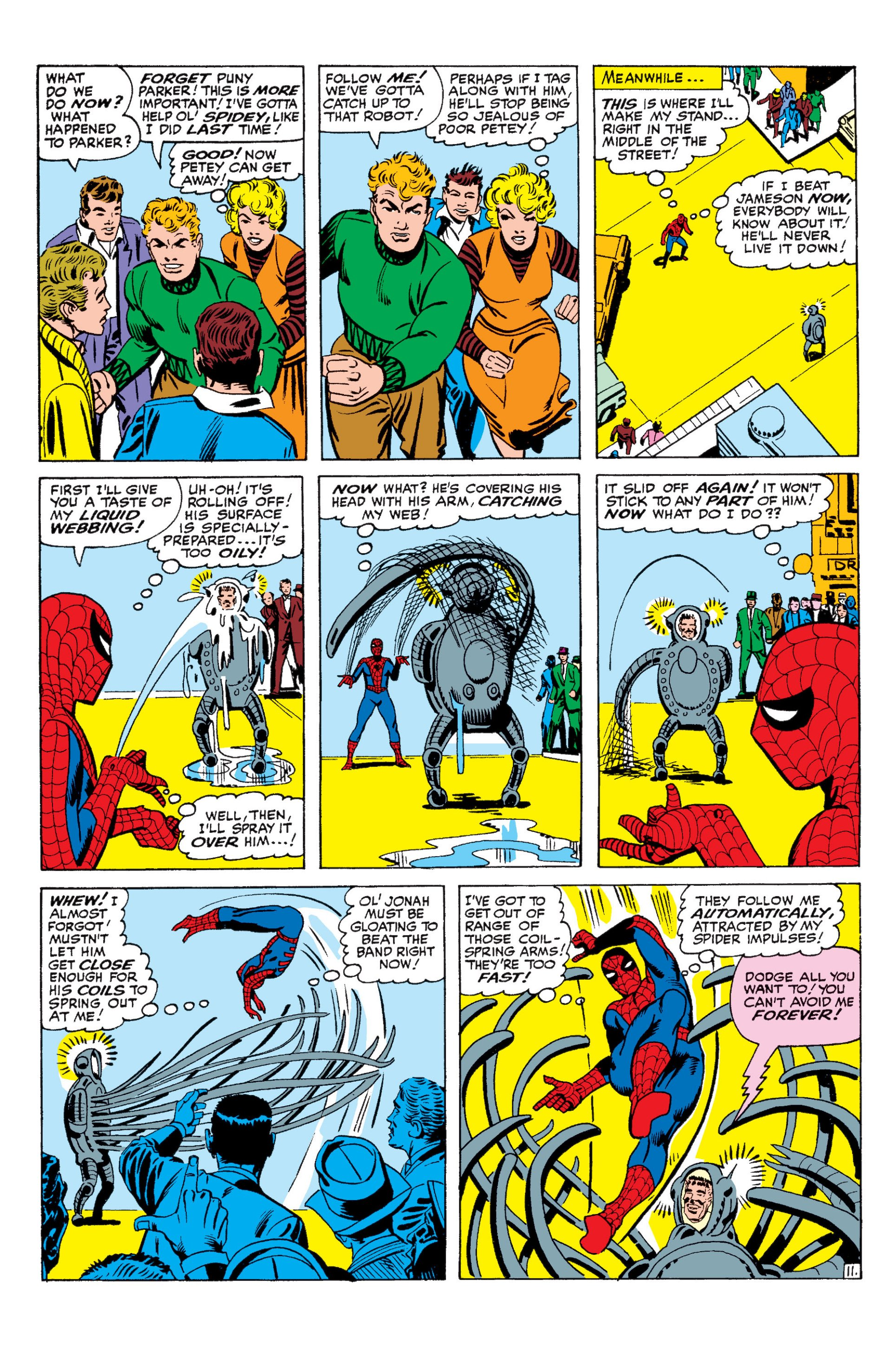 The Amazing Spider-Man (1963) 25 Page 11