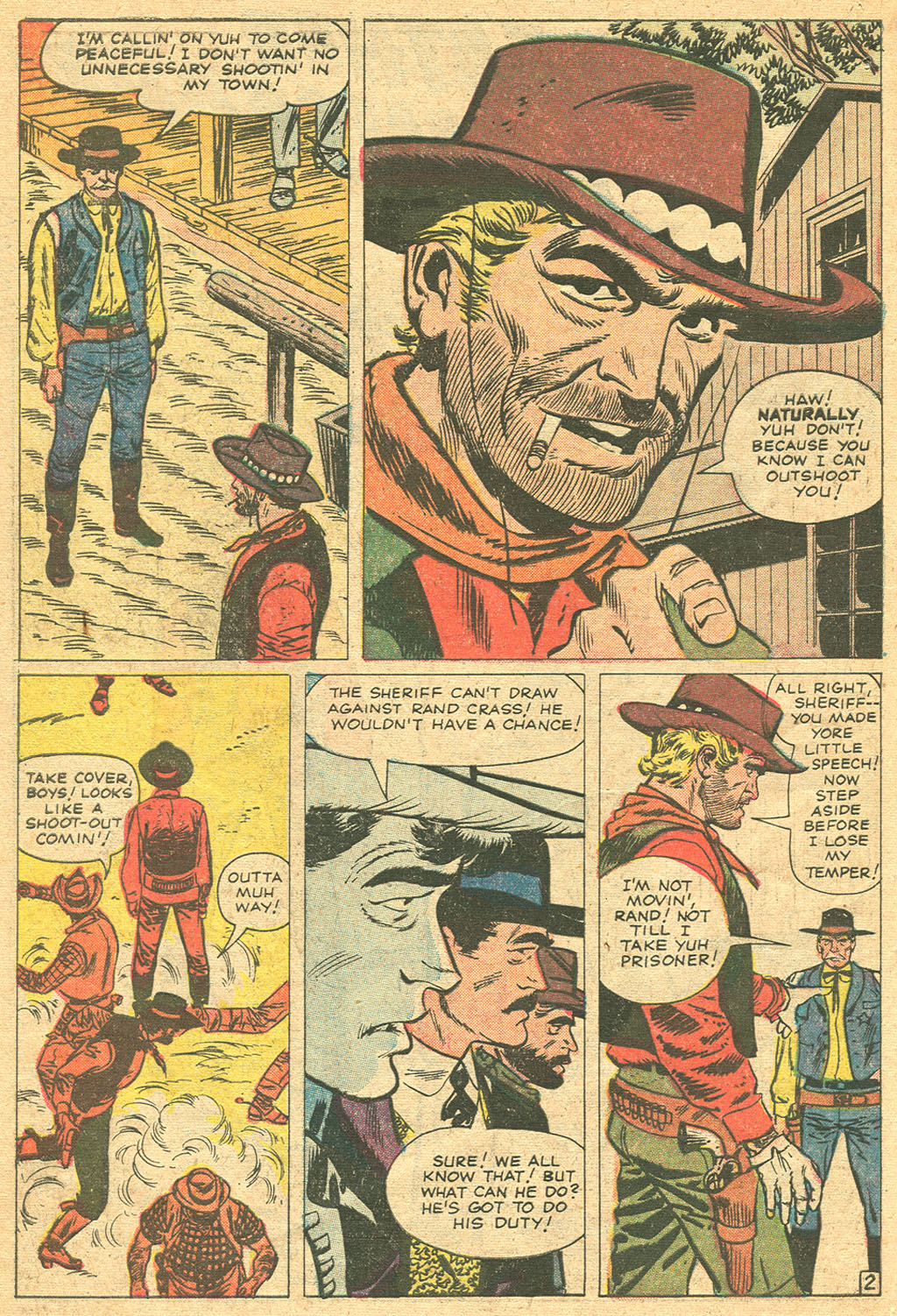 The Rawhide Kid (1955) issue 22 - Page 30