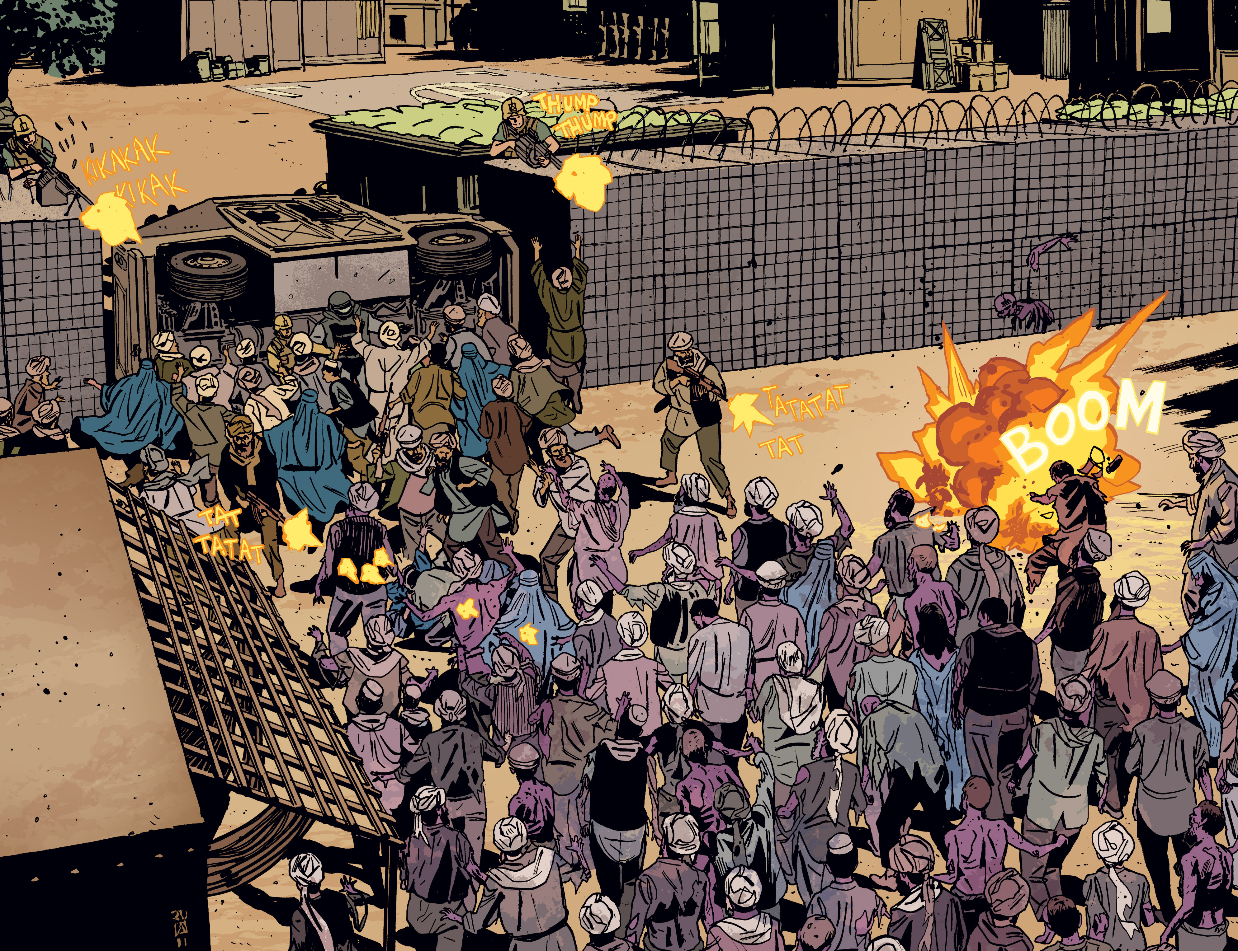 Read online Graveyard of Empires comic -  Issue # TPB - 66