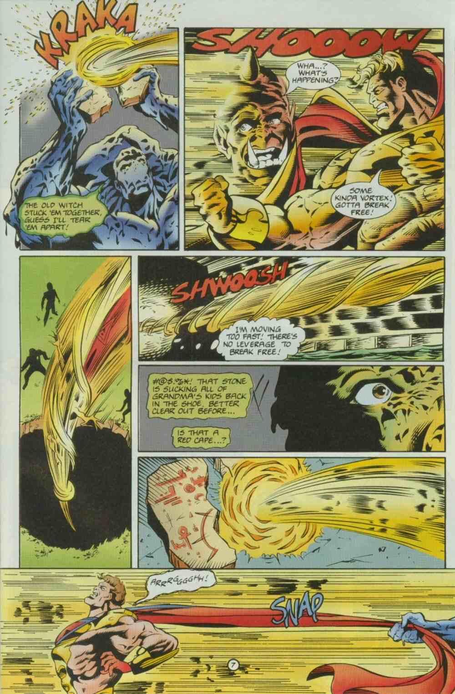 Read online Ultraverse Premiere comic -  Issue #8 - 9