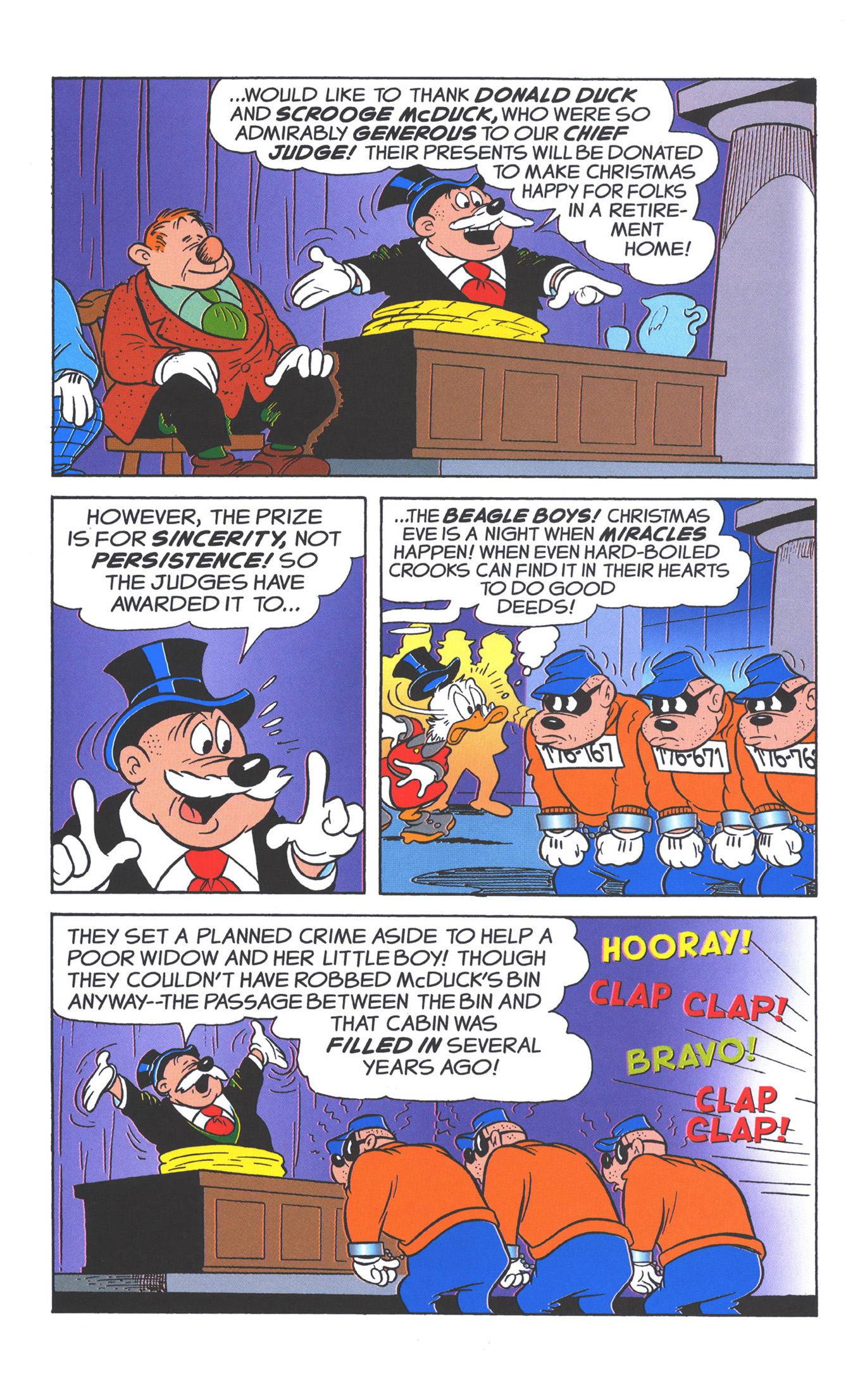 Read online Uncle Scrooge (1953) comic -  Issue #360 - 30
