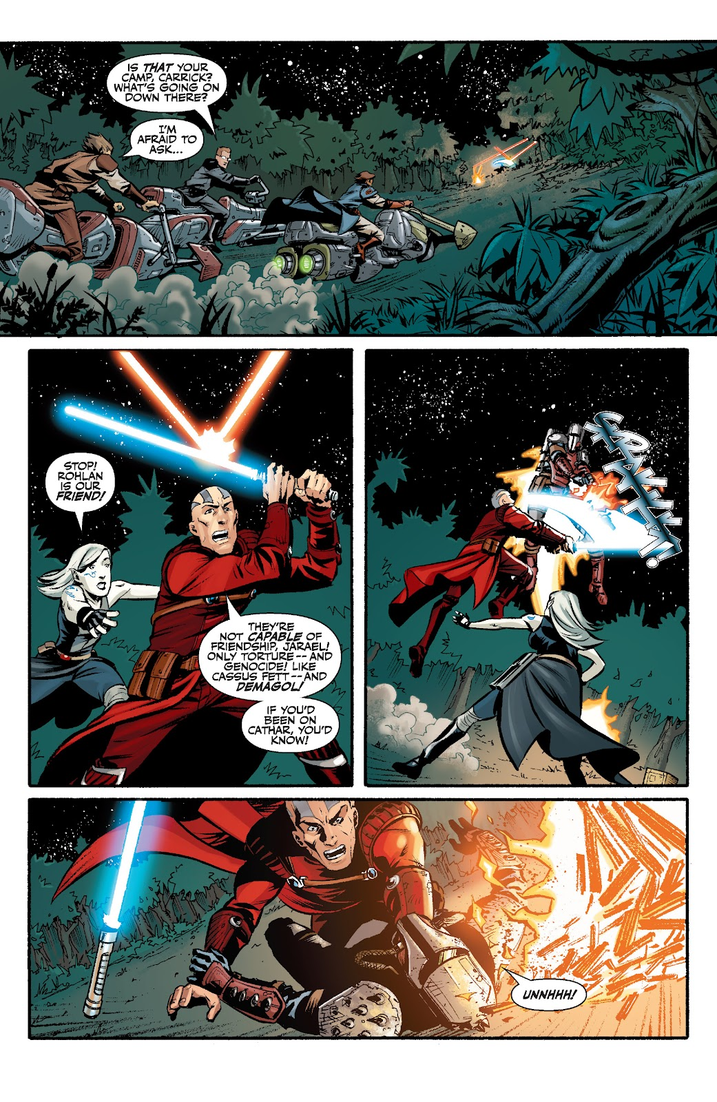 Read online Star Wars Legends: The Old Republic - Epic Collection comic -  Issue # TPB 3 (Part 2) - 15