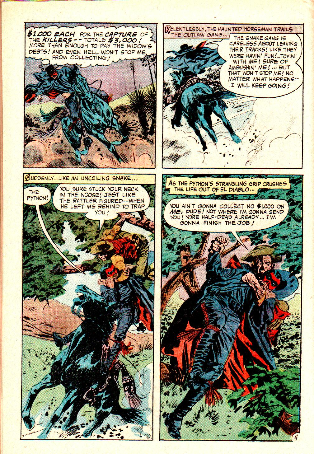 Read online All-Star Western (1970) comic -  Issue #10 - 24
