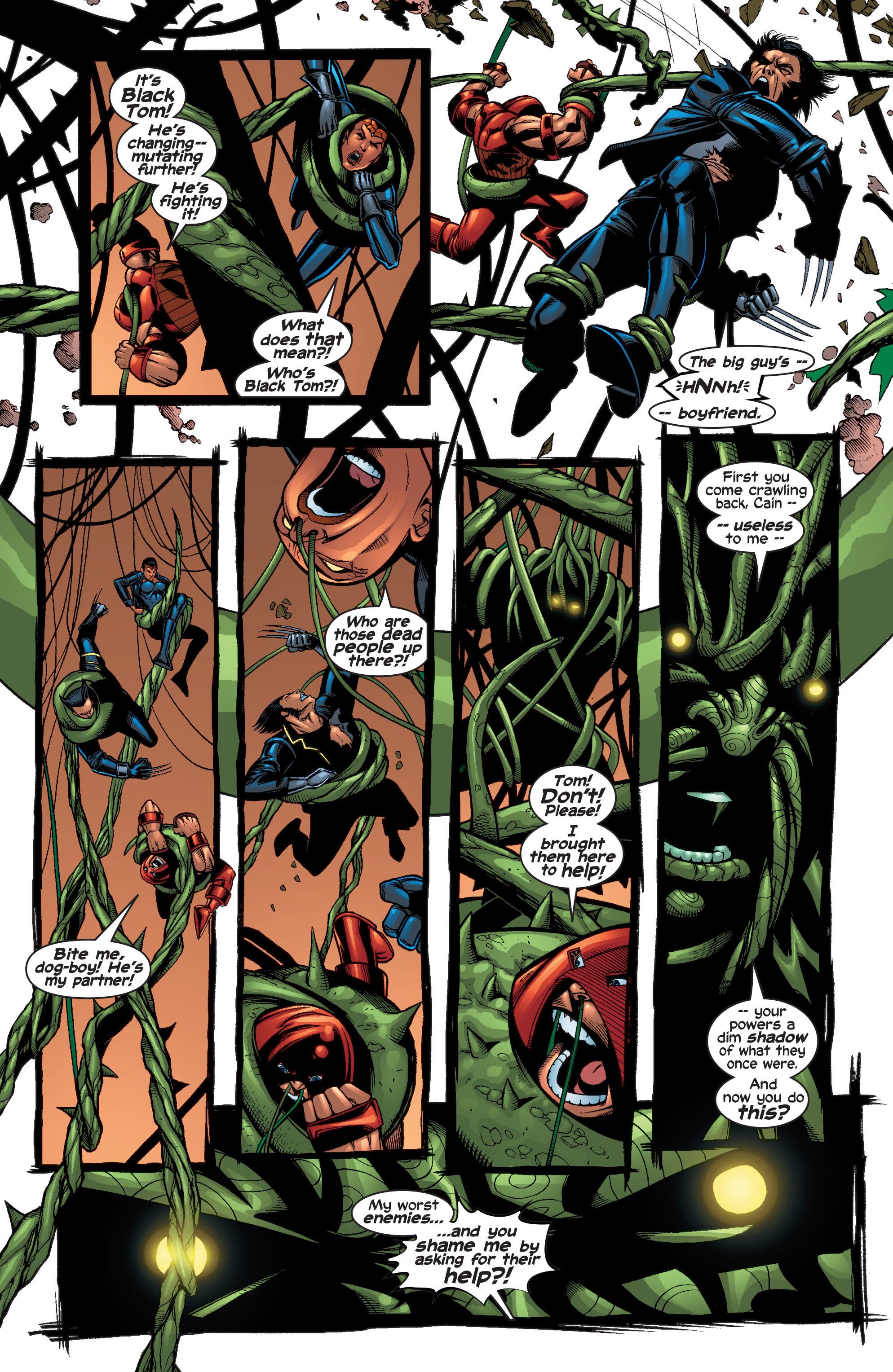 Read online Uncanny X-Men (1963) comic -  Issue #411 - 17