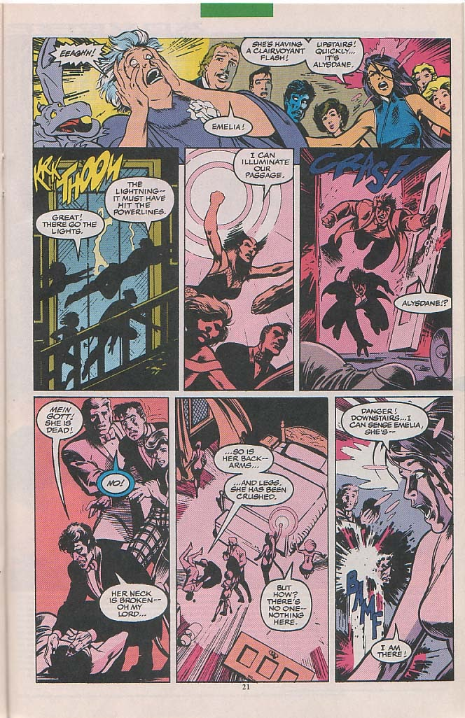 Excalibur (1988) issue 55 - Page 17
