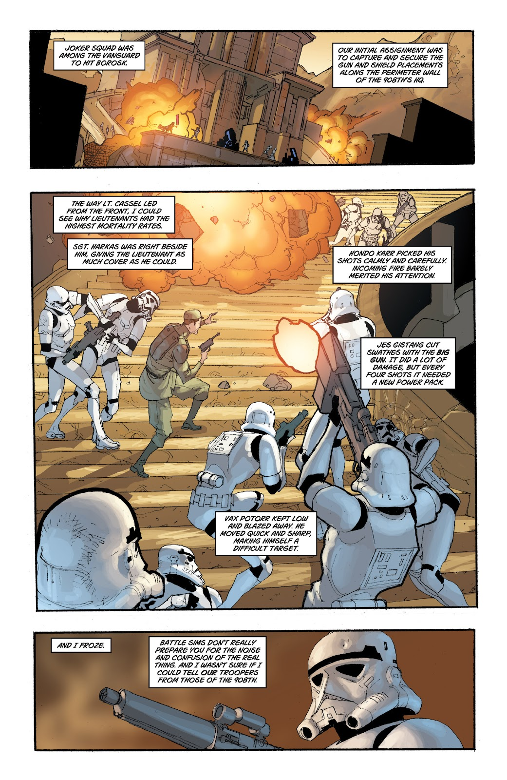Read online Star Wars Legends: Legacy - Epic Collection comic -  Issue # TPB 1 (Part 2) - 82