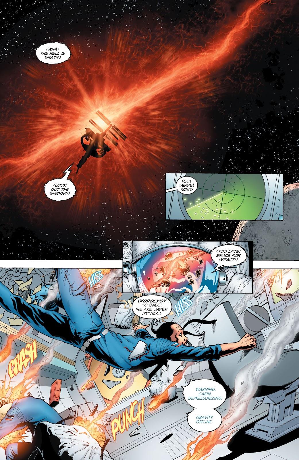 Read online Smallville Season 11 [II] comic -  Issue # TPB 1 - 11