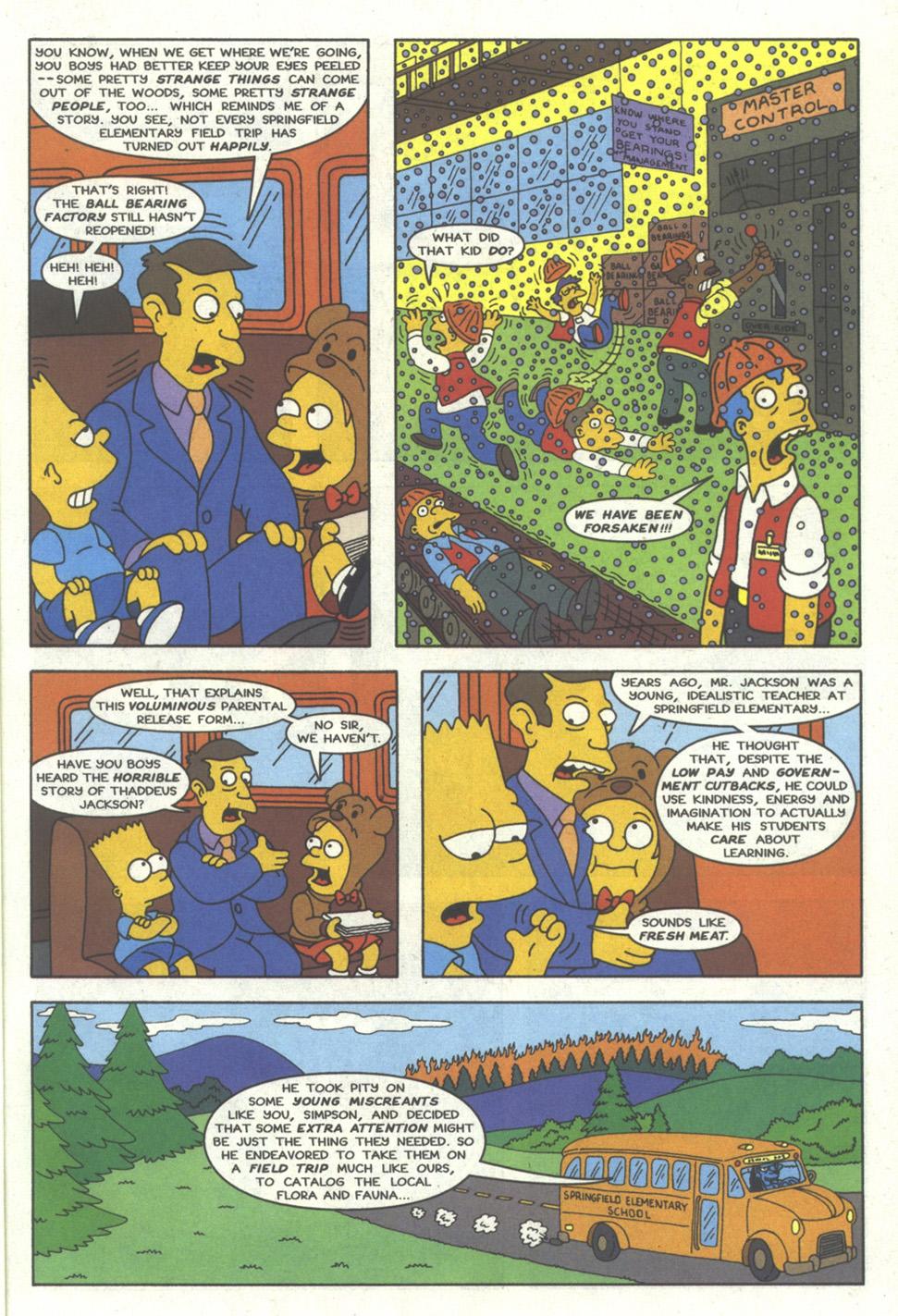 Read online Simpsons Comics comic -  Issue #21 - 8