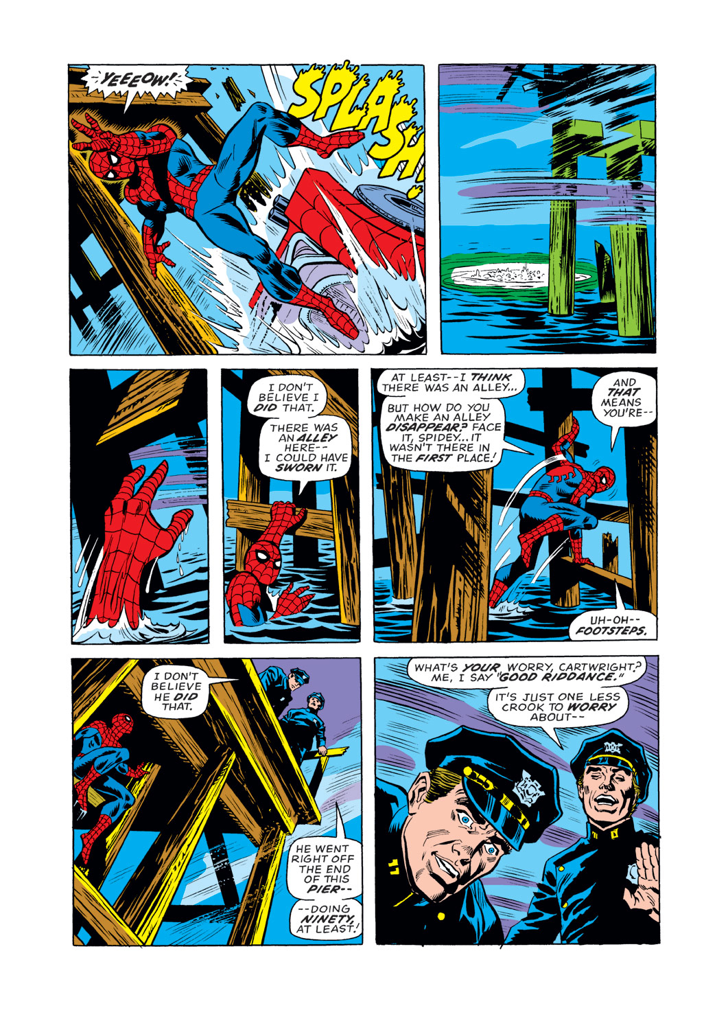 The Amazing Spider-Man (1963) 141 Page 4
