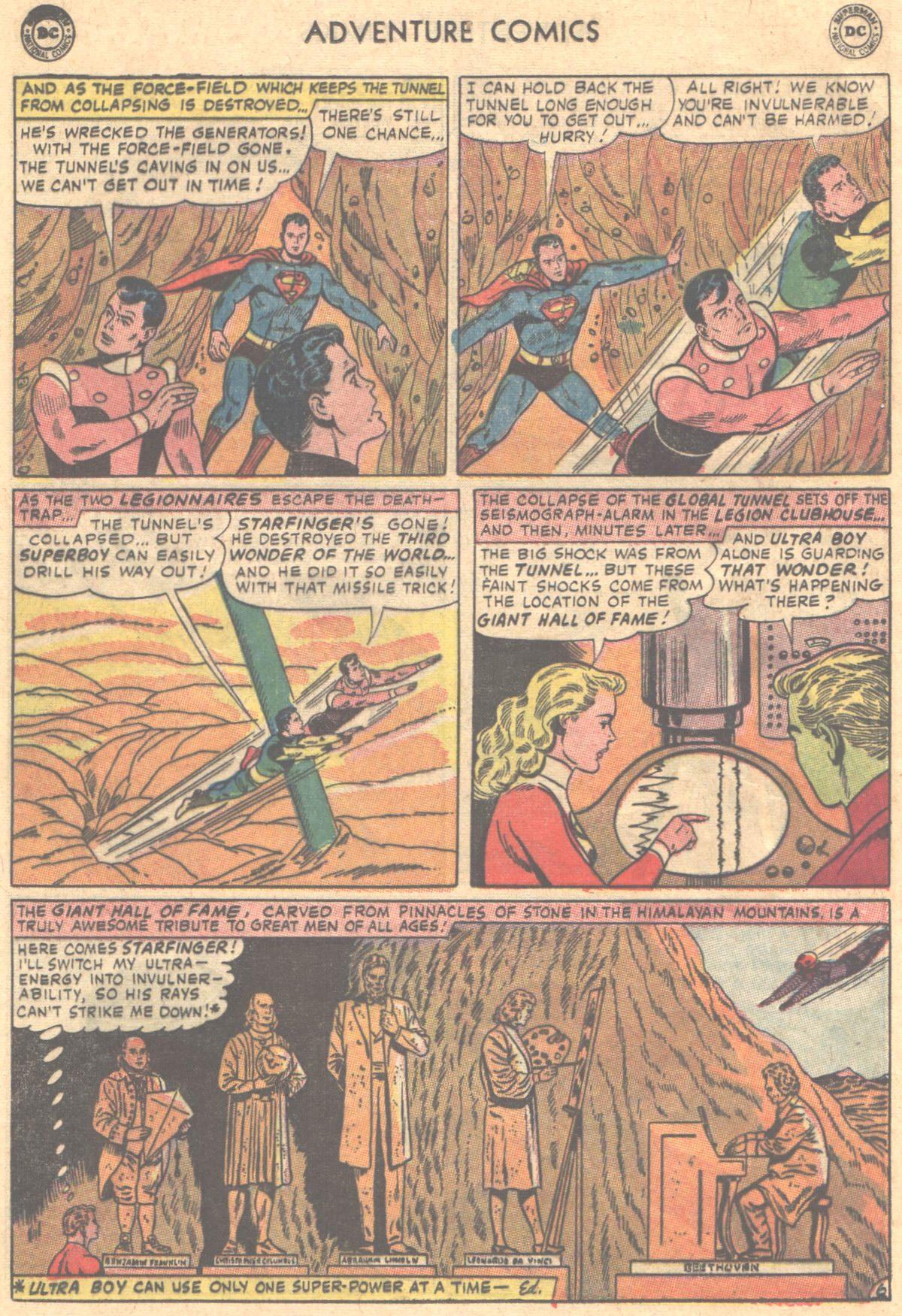 Read online Adventure Comics (1938) comic -  Issue #336 - 9