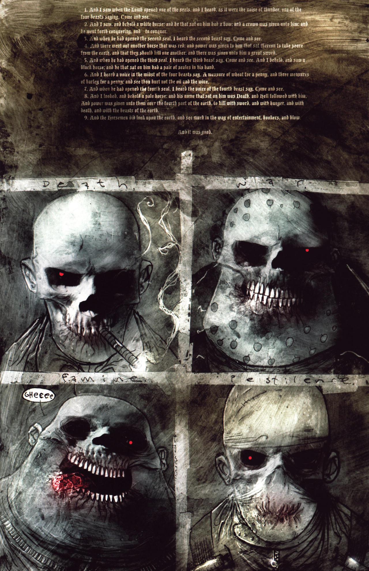 Read online Wormwood: Gentleman Corpse comic -  Issue #8 - 3