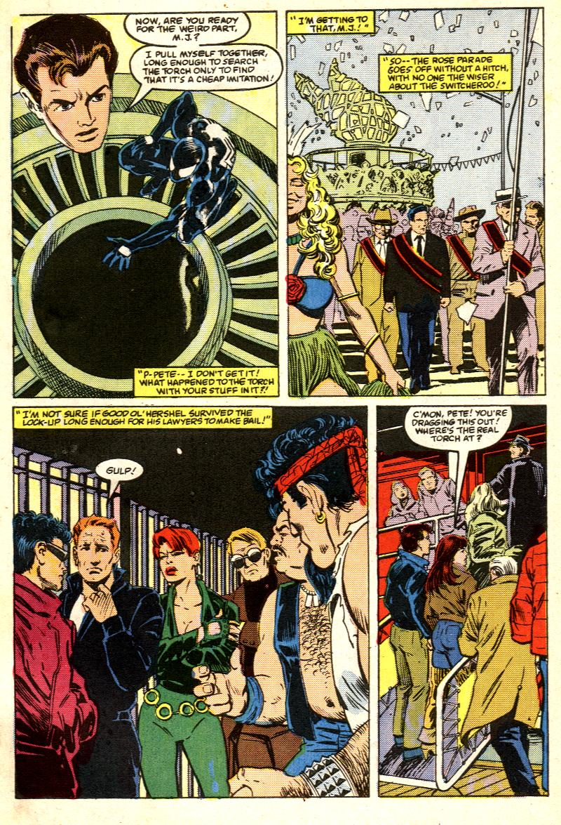 Web of Spider-Man (1985) Issue #28 #38 - English 23