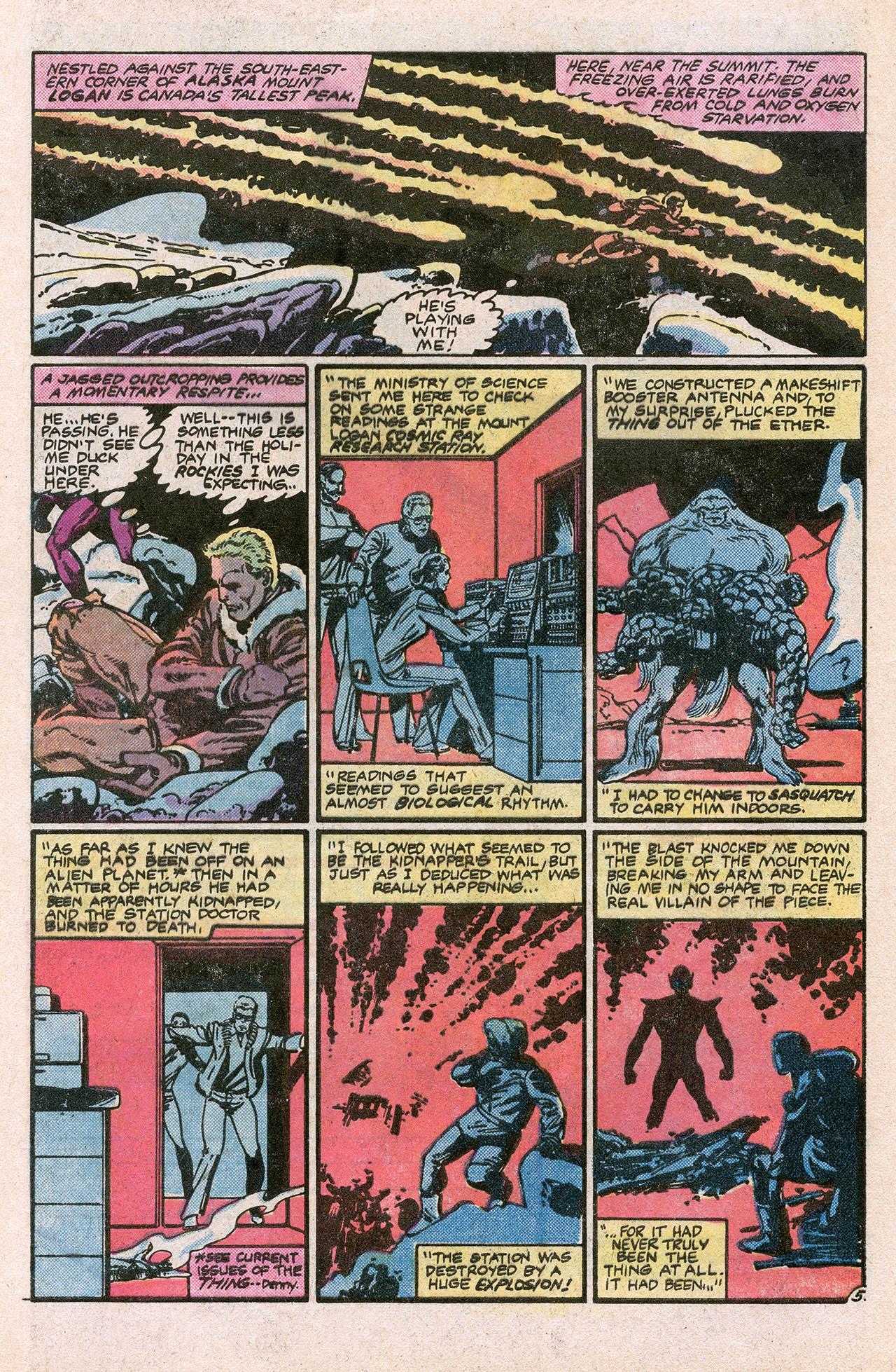 Read online Alpha Flight (1983) comic -  Issue #10 - 8
