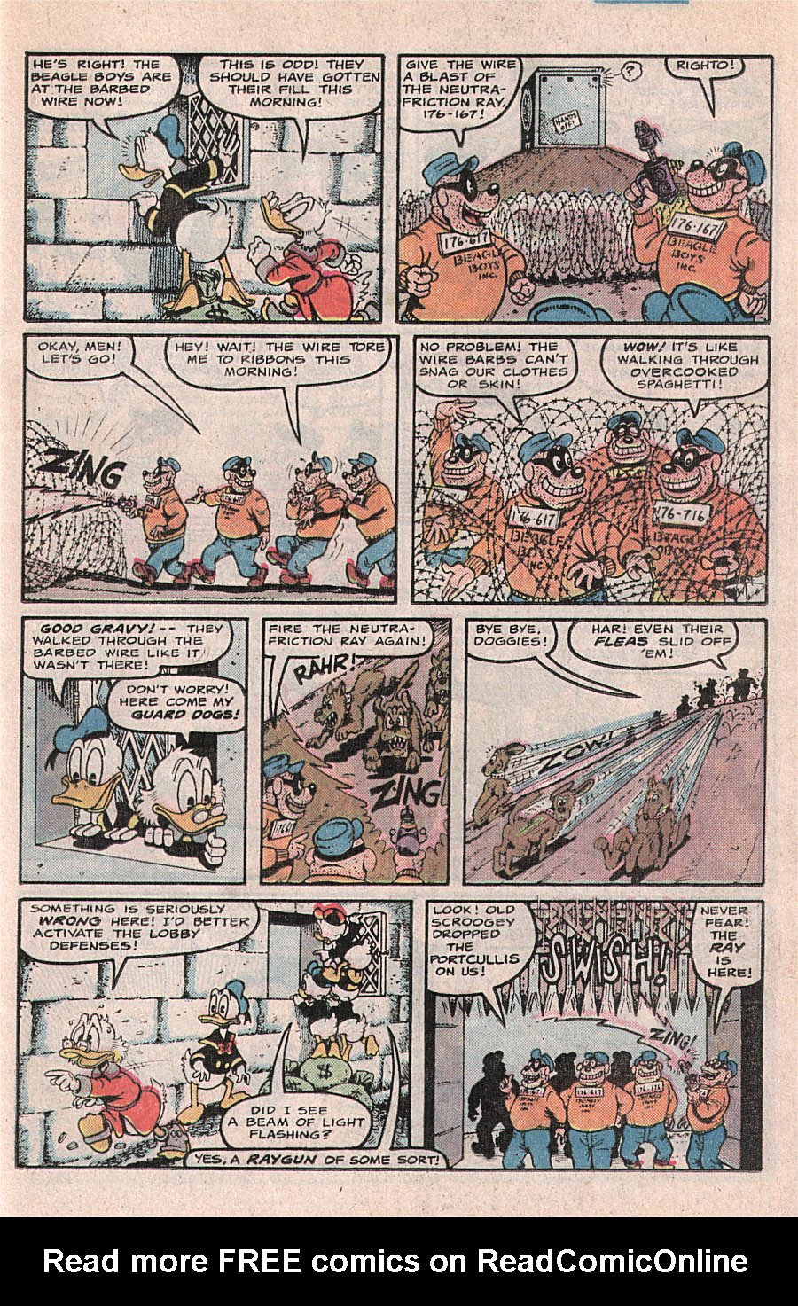 Read online Uncle Scrooge (1953) comic -  Issue #224 - 13