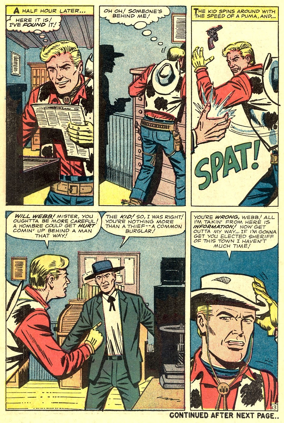Kid Colt Outlaw issue 116 - Page 18