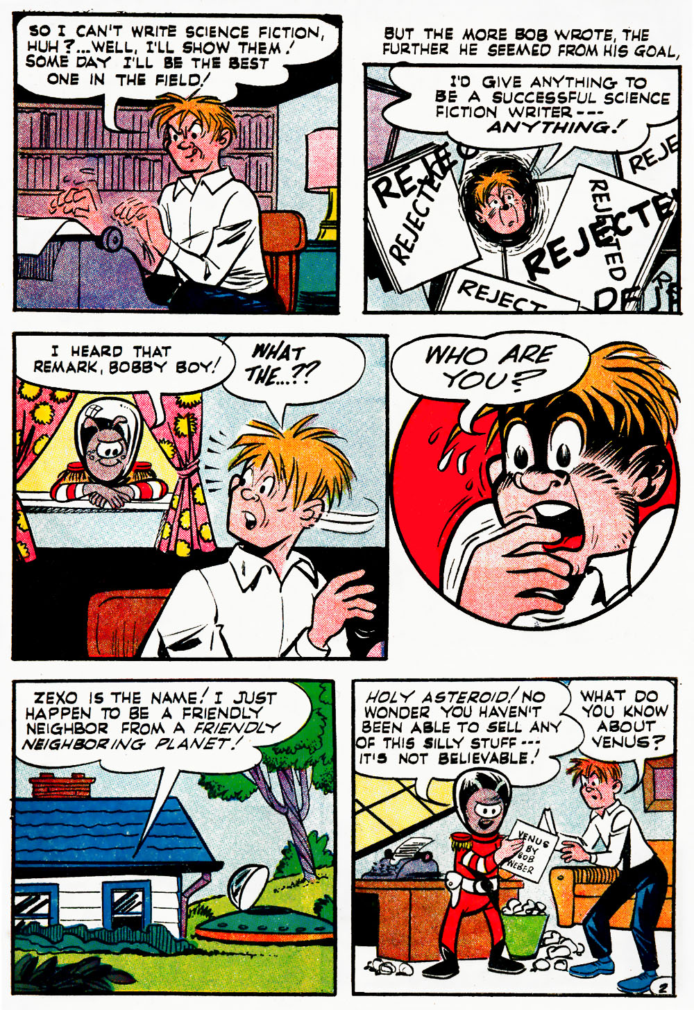 Archie's Madhouse issue 23 - Page 24