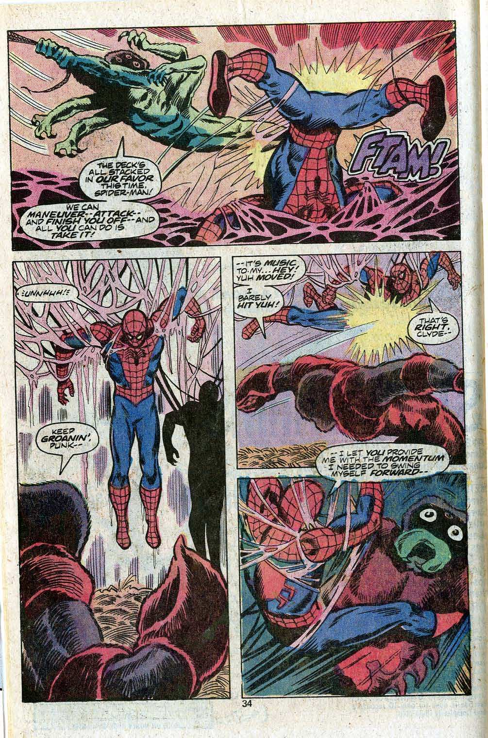 The Amazing Spider-Man (1963) _Annual_11 Page 35