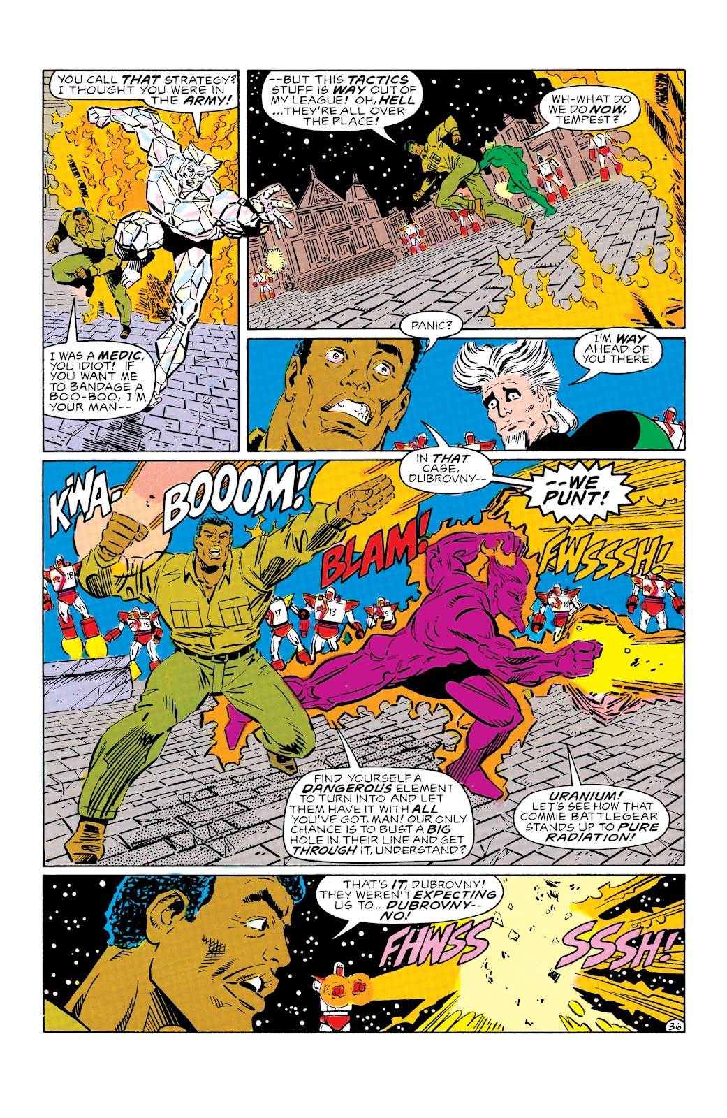 Doom Patrol and Suicide Squad Special issue Special 1 - Page 35